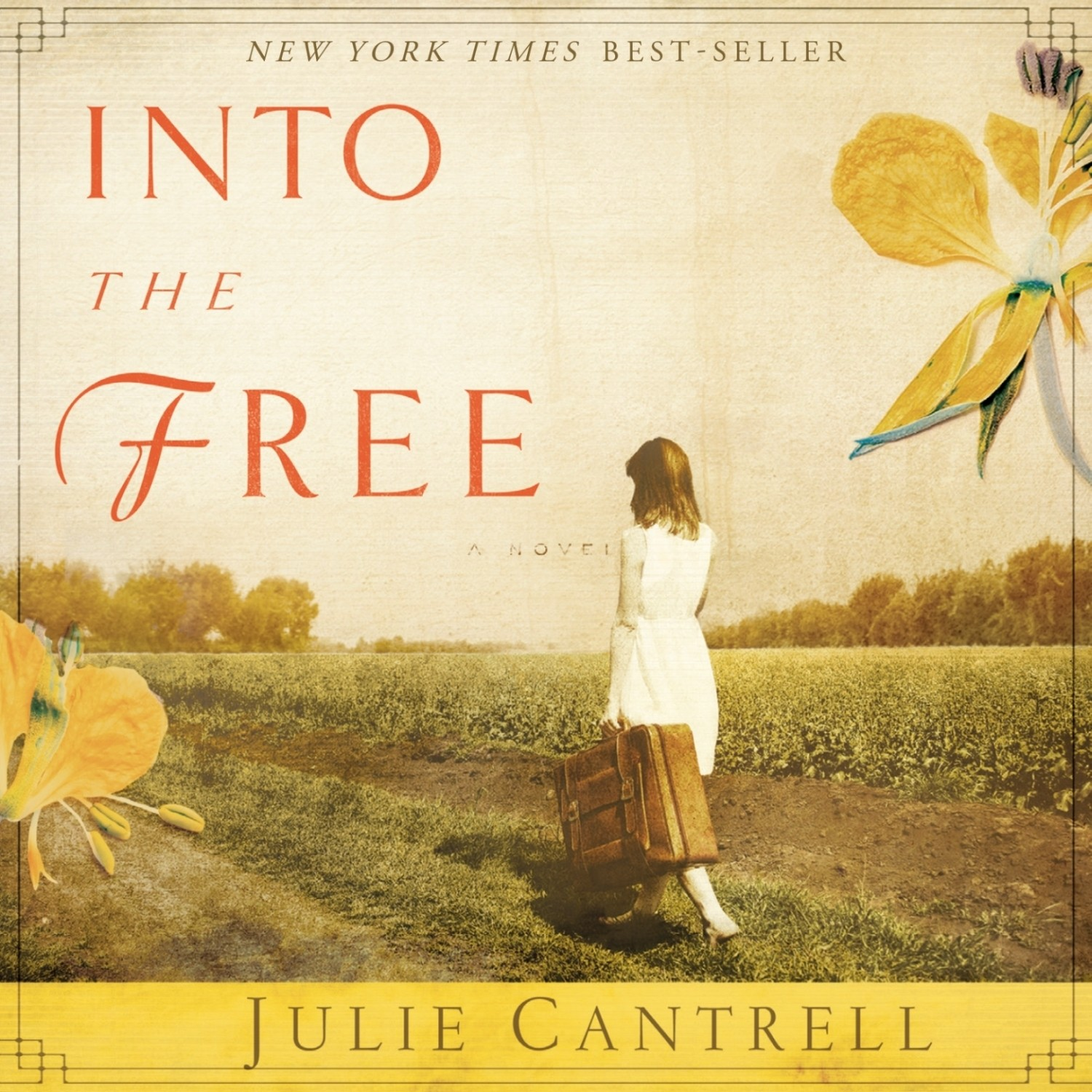 Printable Into the Free: A Novel Audiobook Cover Art