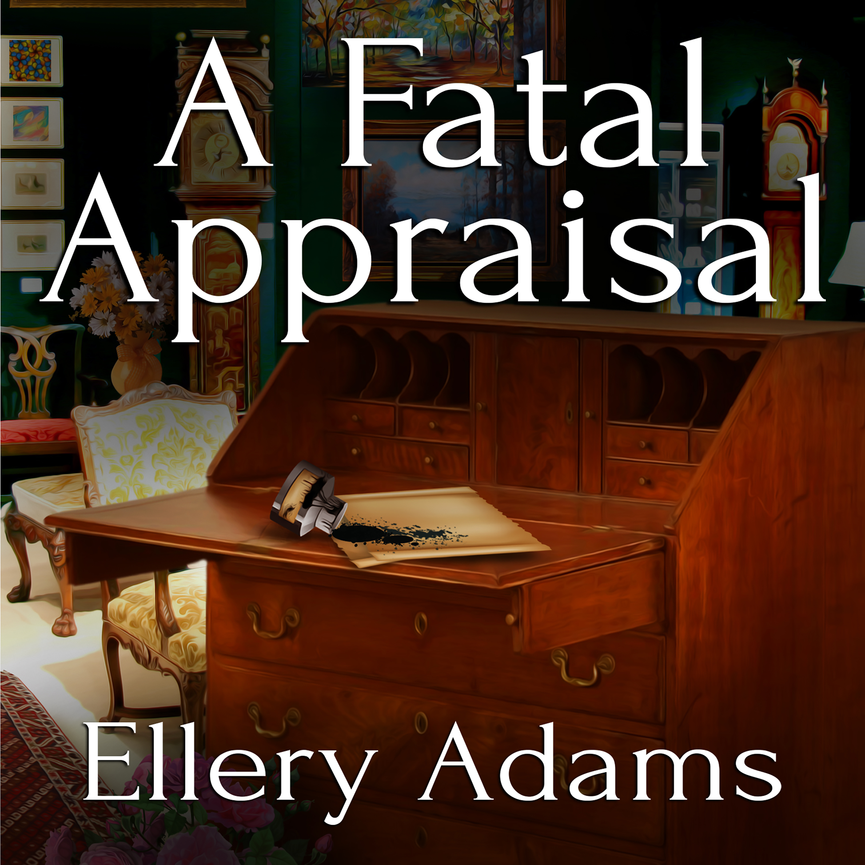 Printable A Fatal Appraisal Audiobook Cover Art