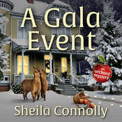 A Gala Event Audiobook, by Sheila Connolly