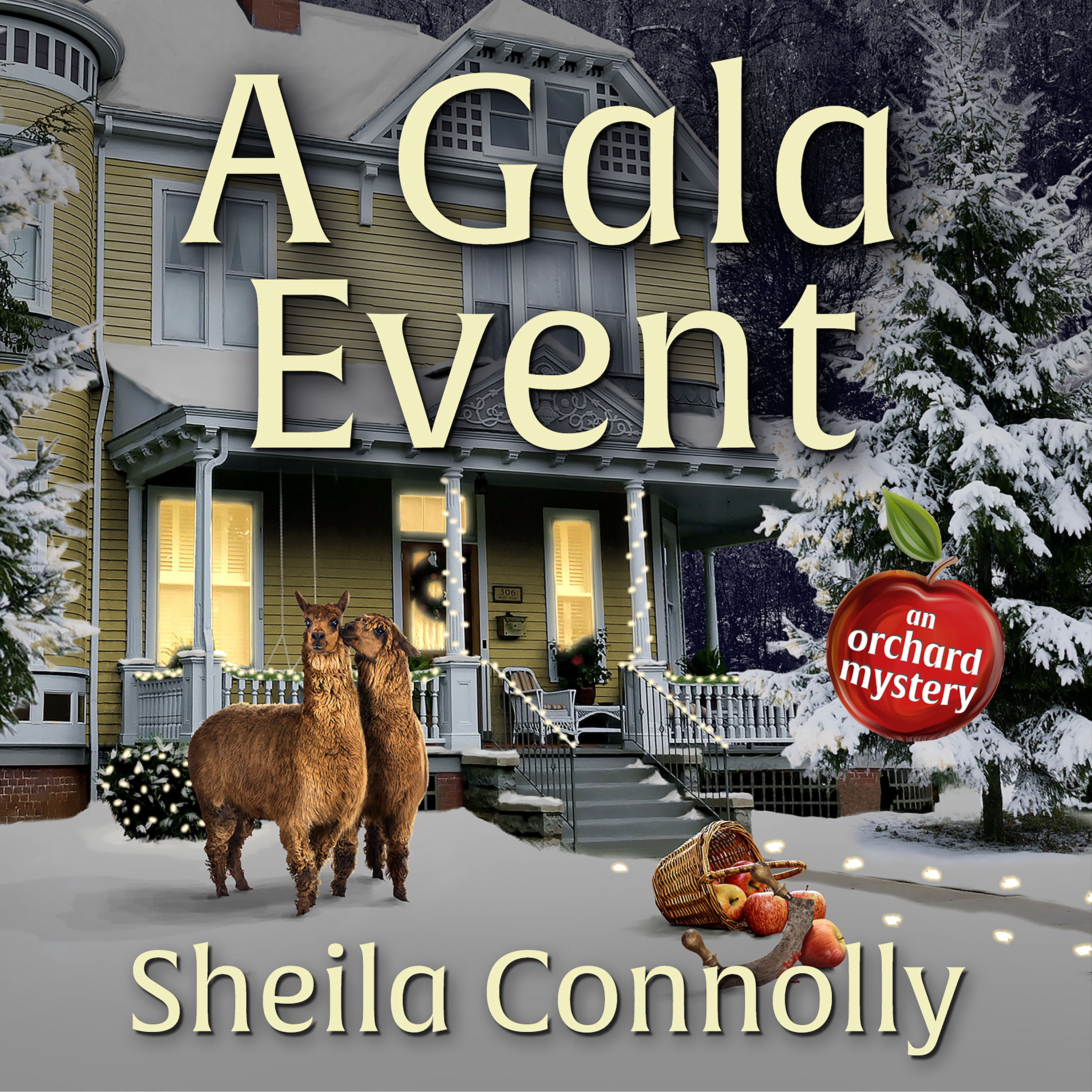 Printable A Gala Event Audiobook Cover Art
