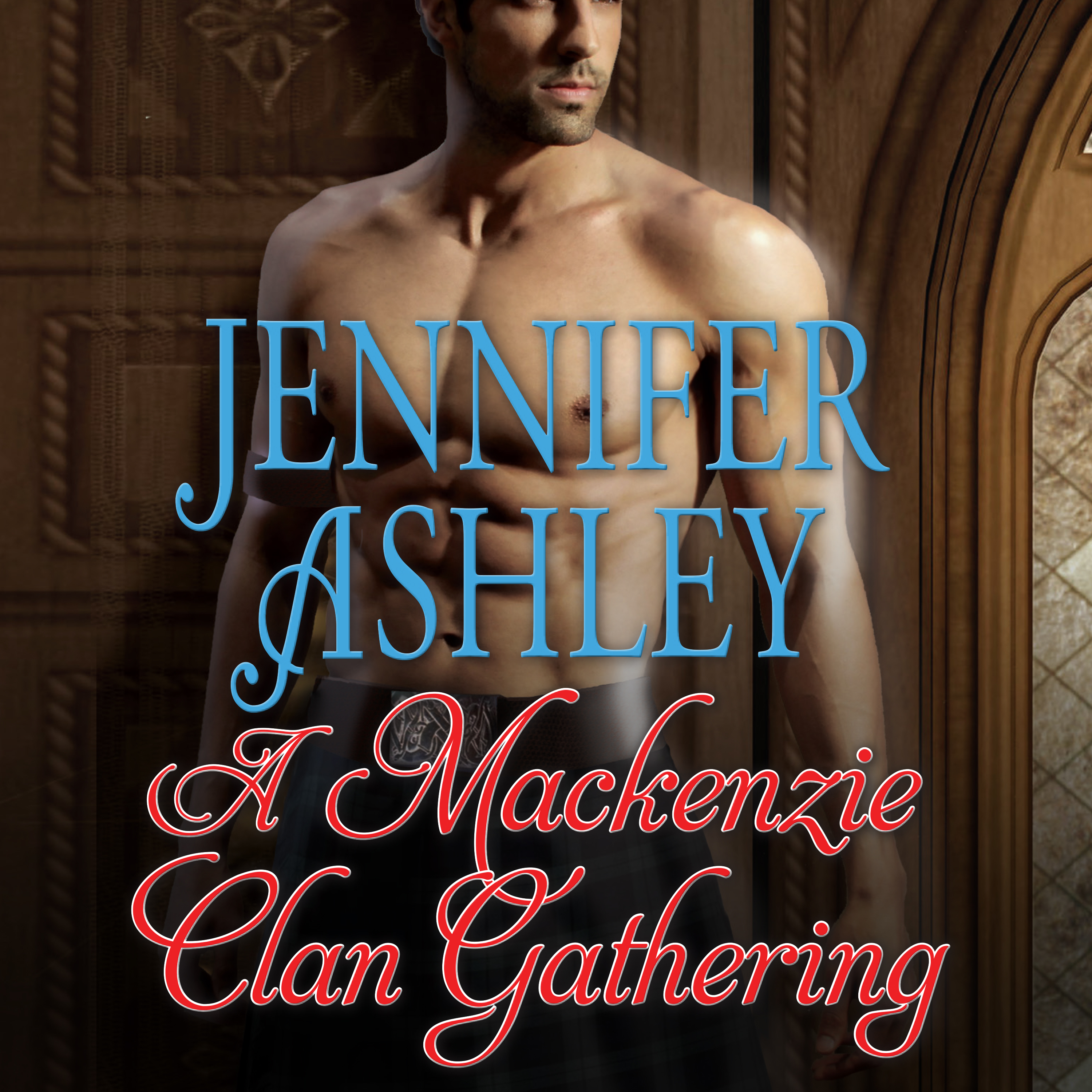 Printable A Mackenzie Clan Gathering Audiobook Cover Art