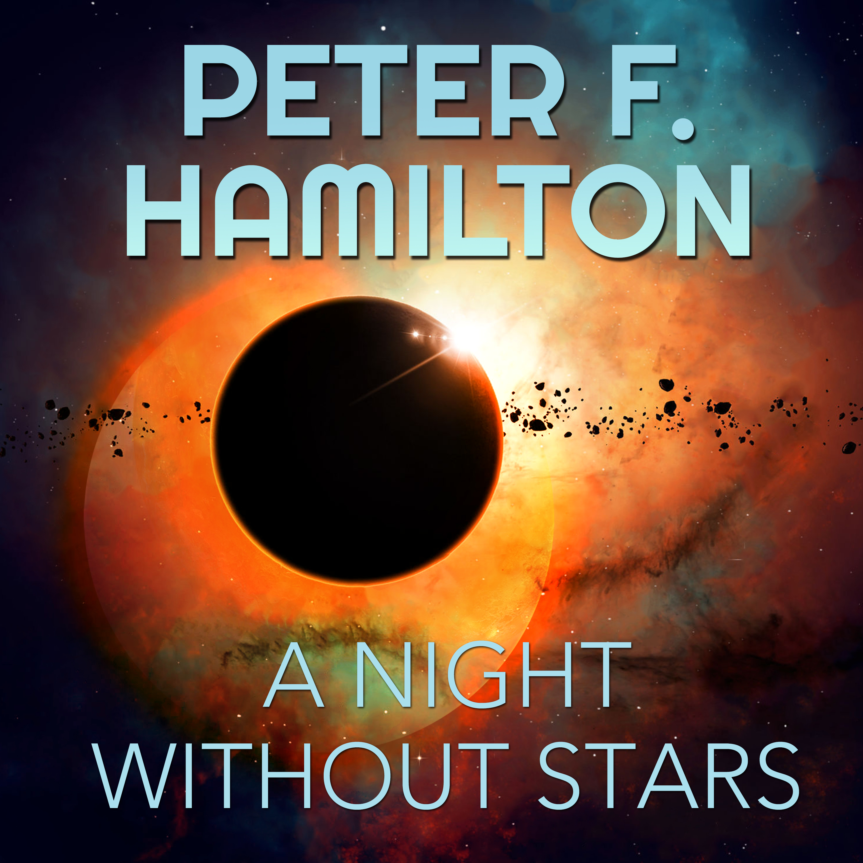Printable A Night Without Stars: A Novel of the Commonwealth Audiobook Cover Art