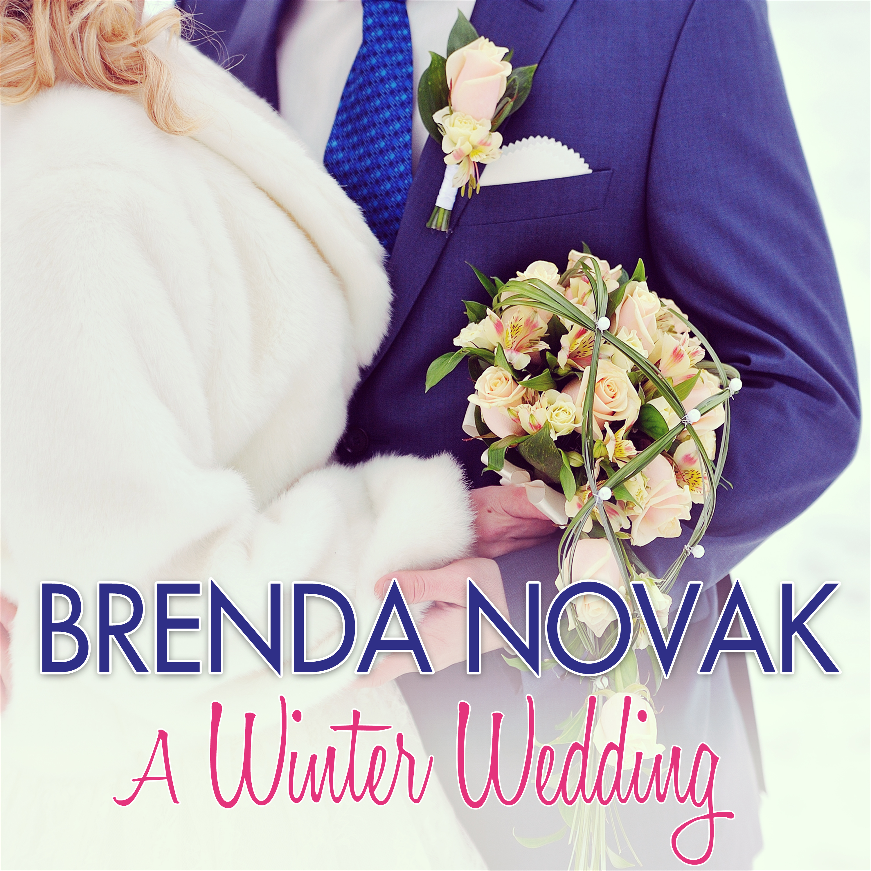 Printable A Winter Wedding Audiobook Cover Art