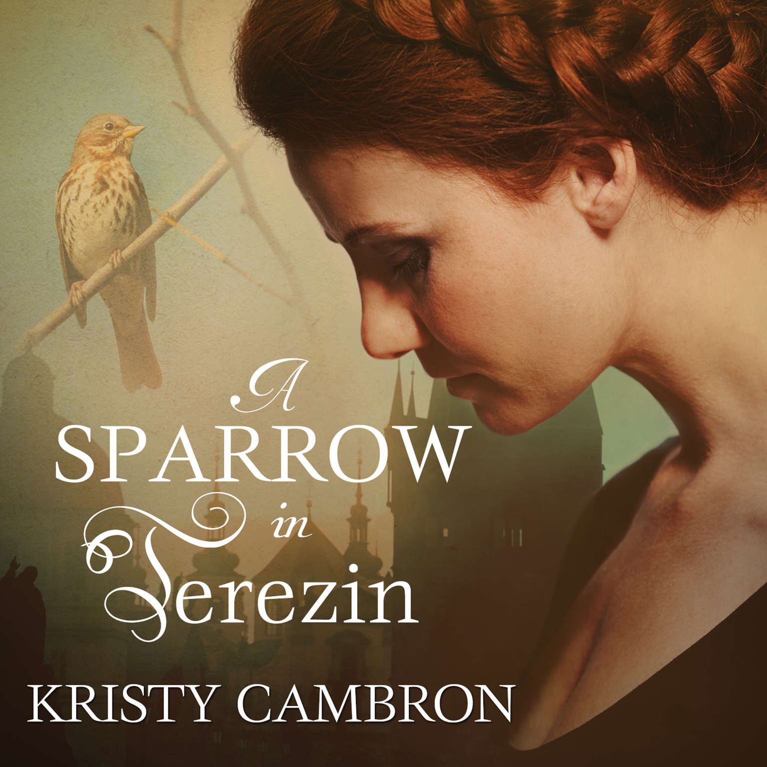 A Sparrow in Terezin Audiobook, by Kristy Cambron