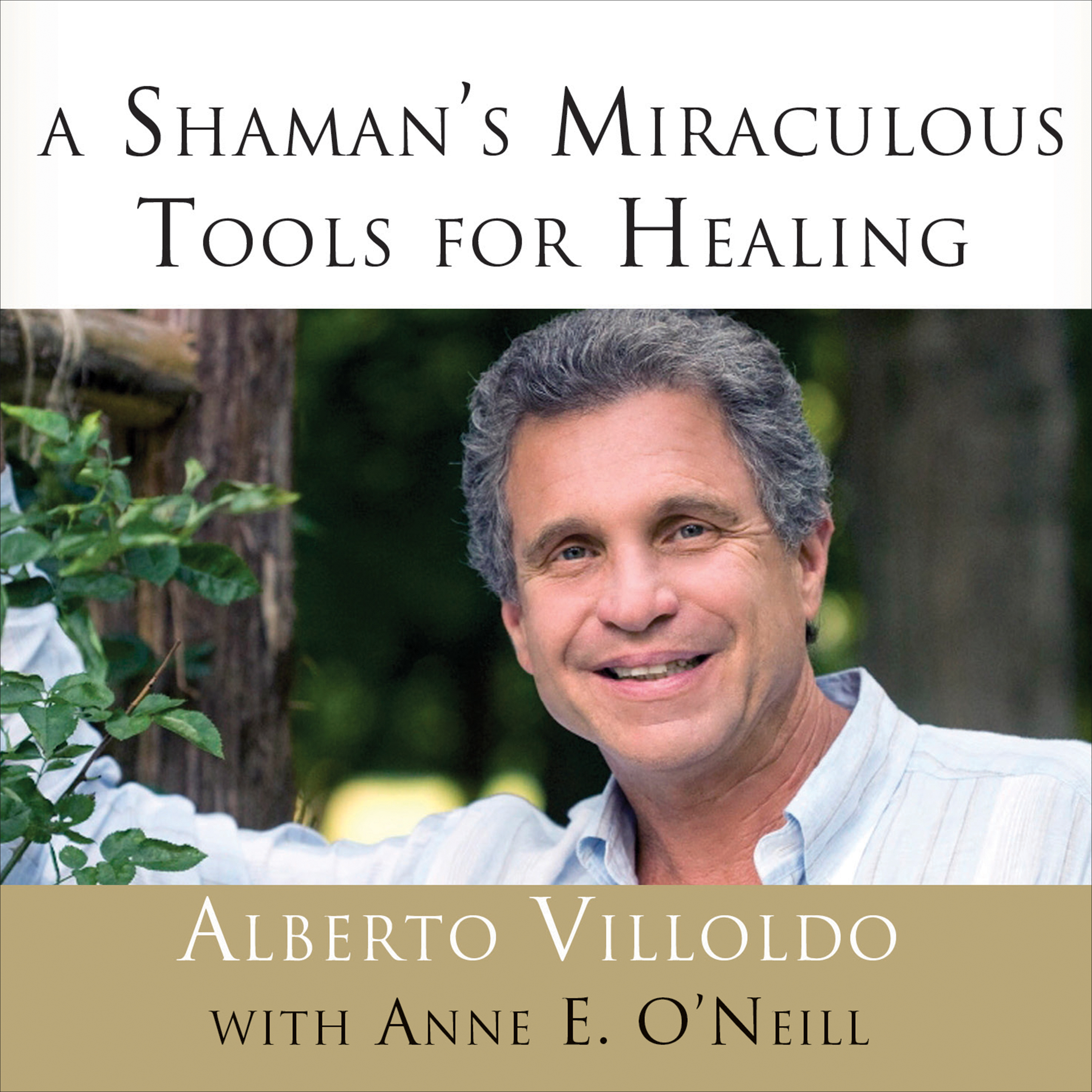 Printable A Shaman's Miraculous Tools for Healing Audiobook Cover Art