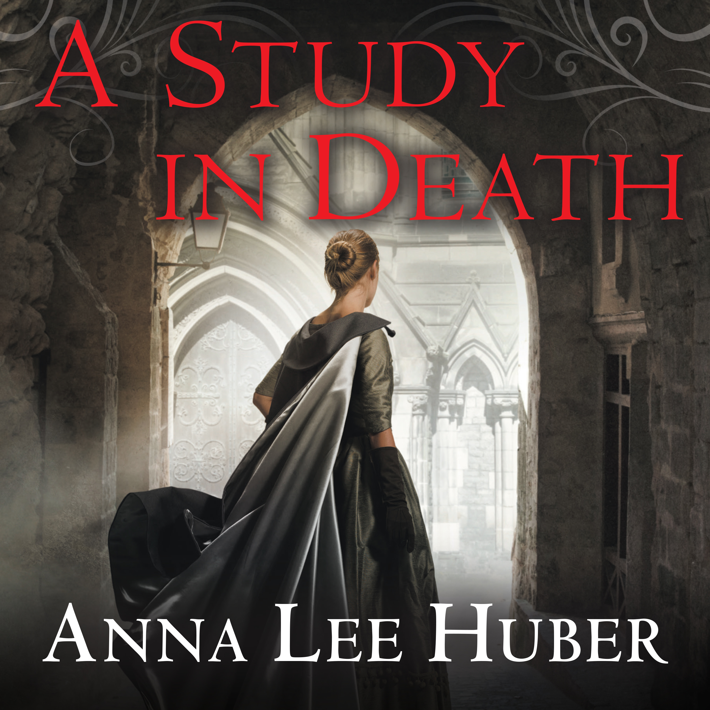 Printable A Study in Death Audiobook Cover Art