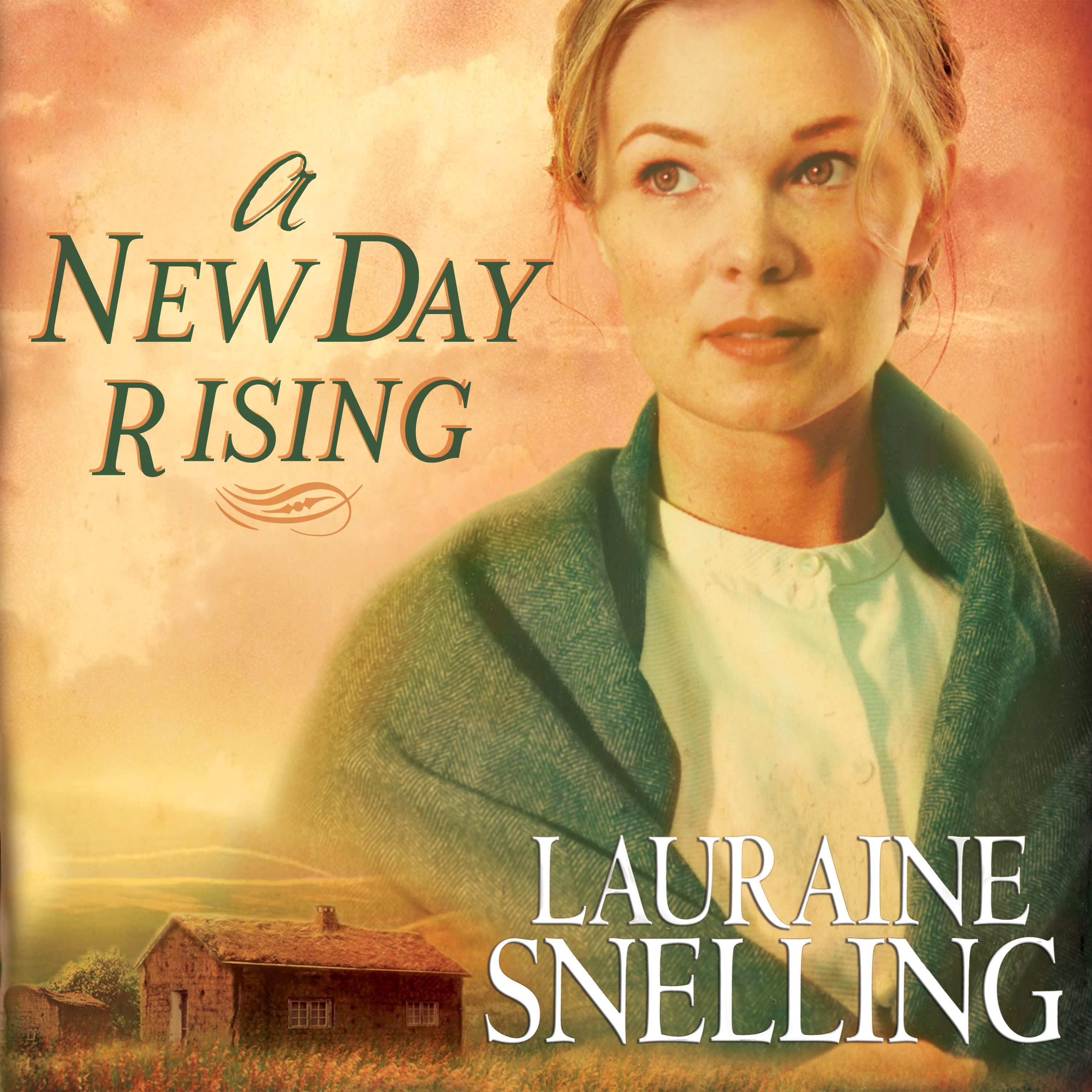 Printable A New Day Rising Audiobook Cover Art