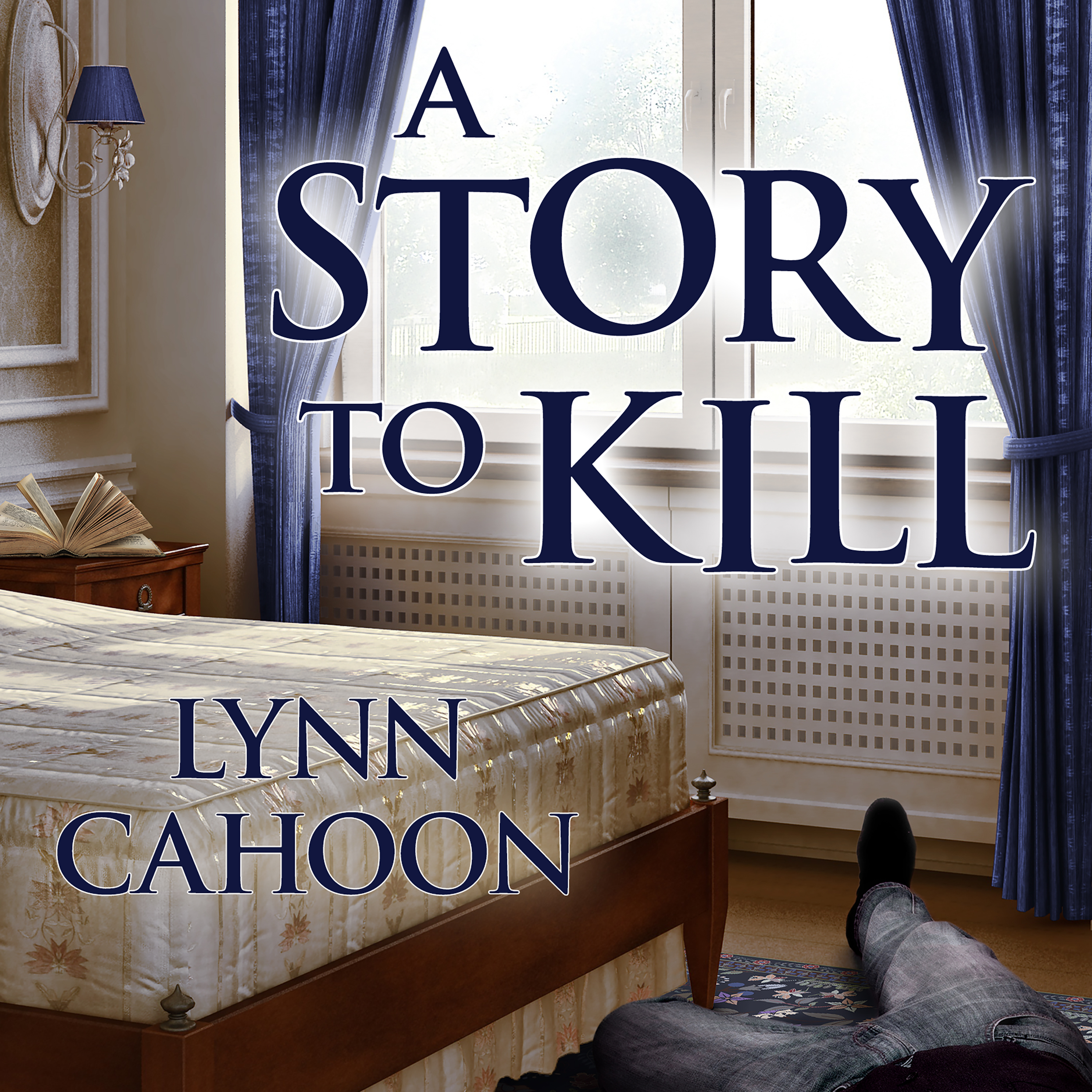 Printable A Story to Kill Audiobook Cover Art