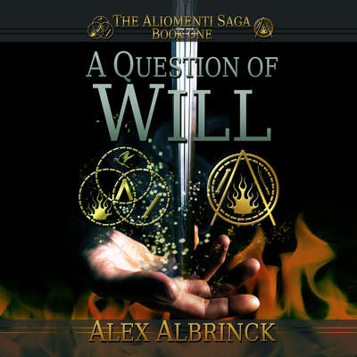A Question of Will Audiobook, by Alex Albrinck