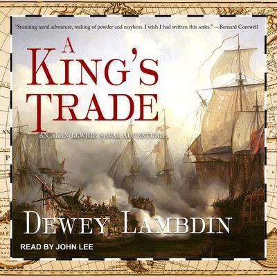 A Kings Trade Audiobook, by Dewey Lambdin