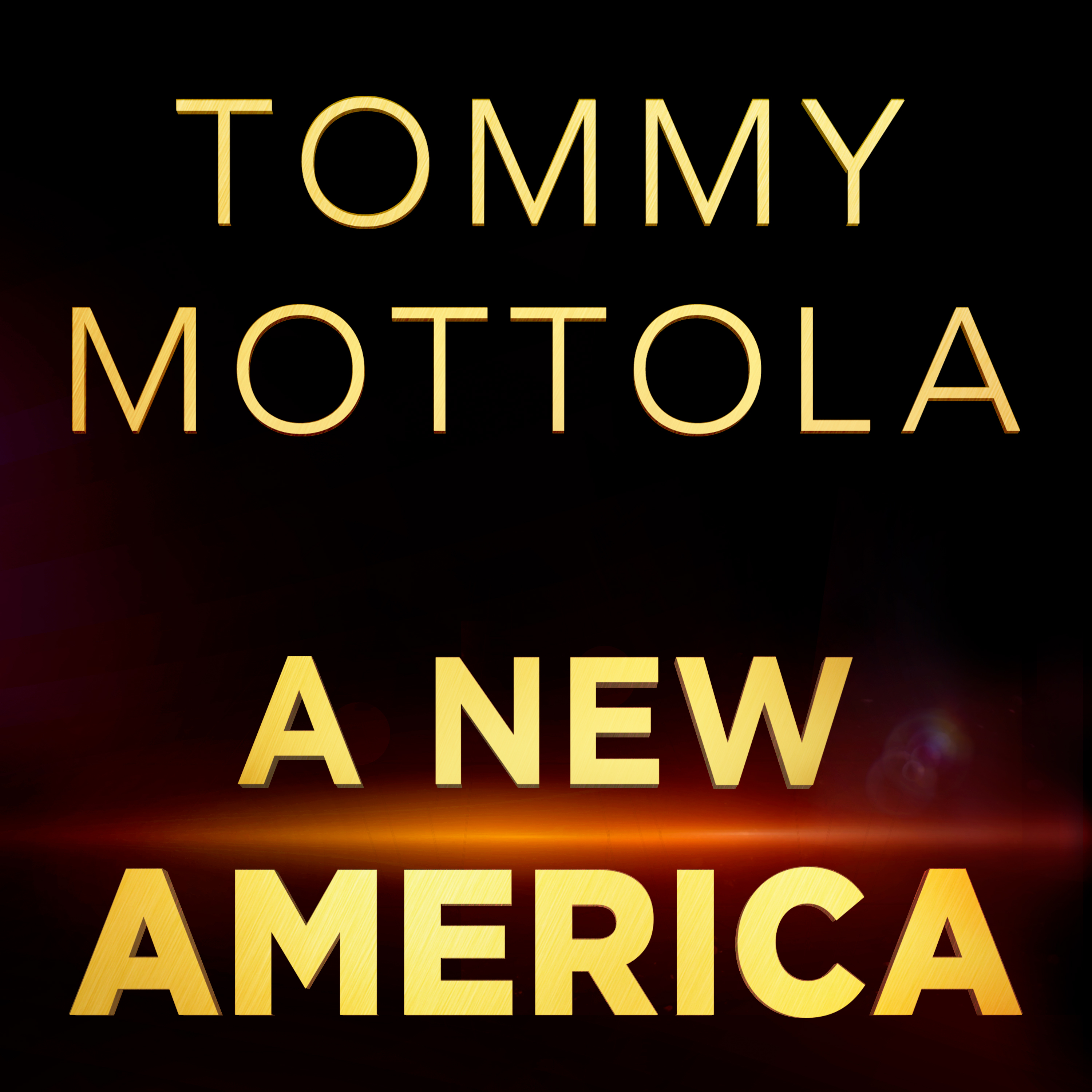 Printable A New America: How Music Reshaped the Culture and Future of a Nation and Redefined My Life Audiobook Cover Art