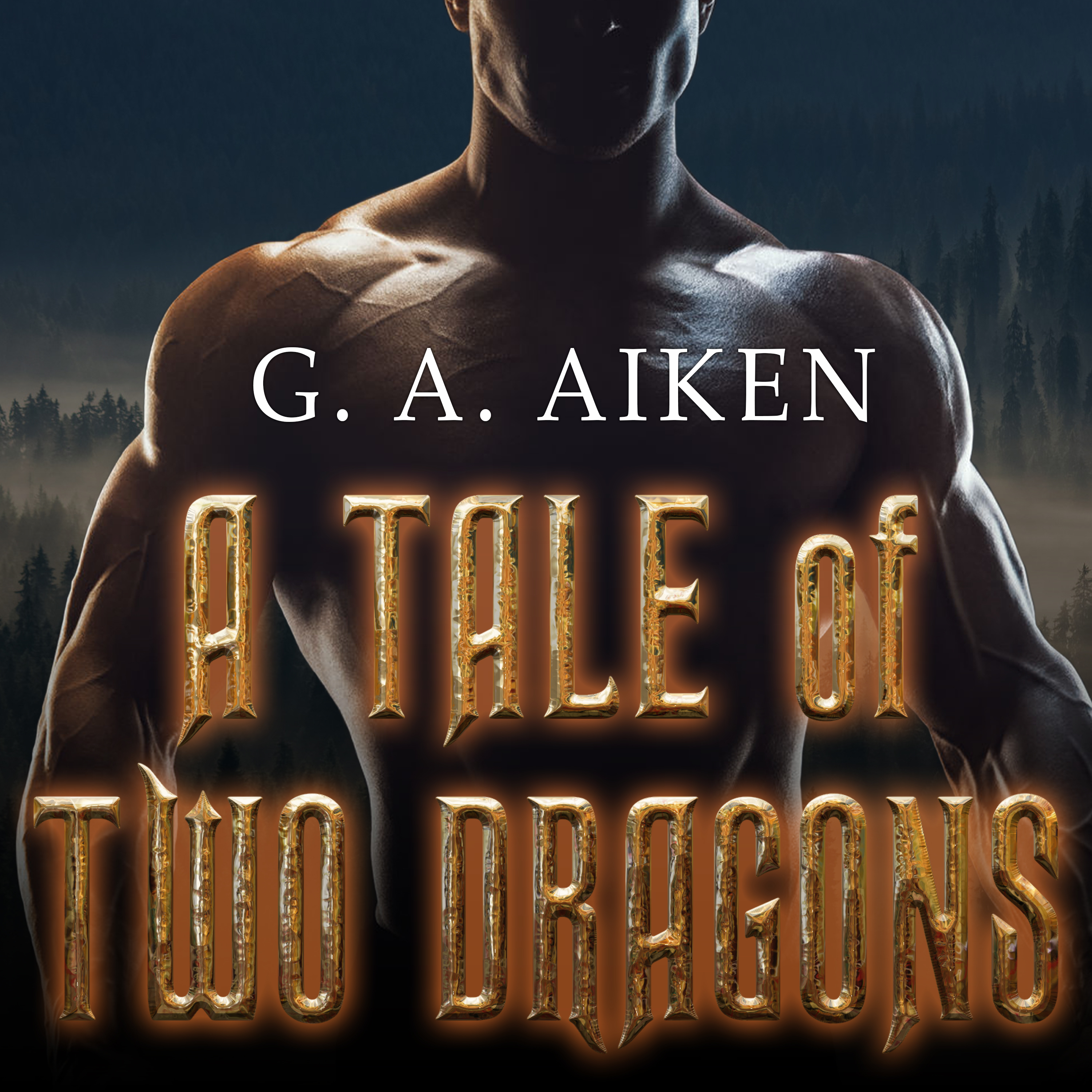 Printable A Tale of Two Dragons  Audiobook Cover Art