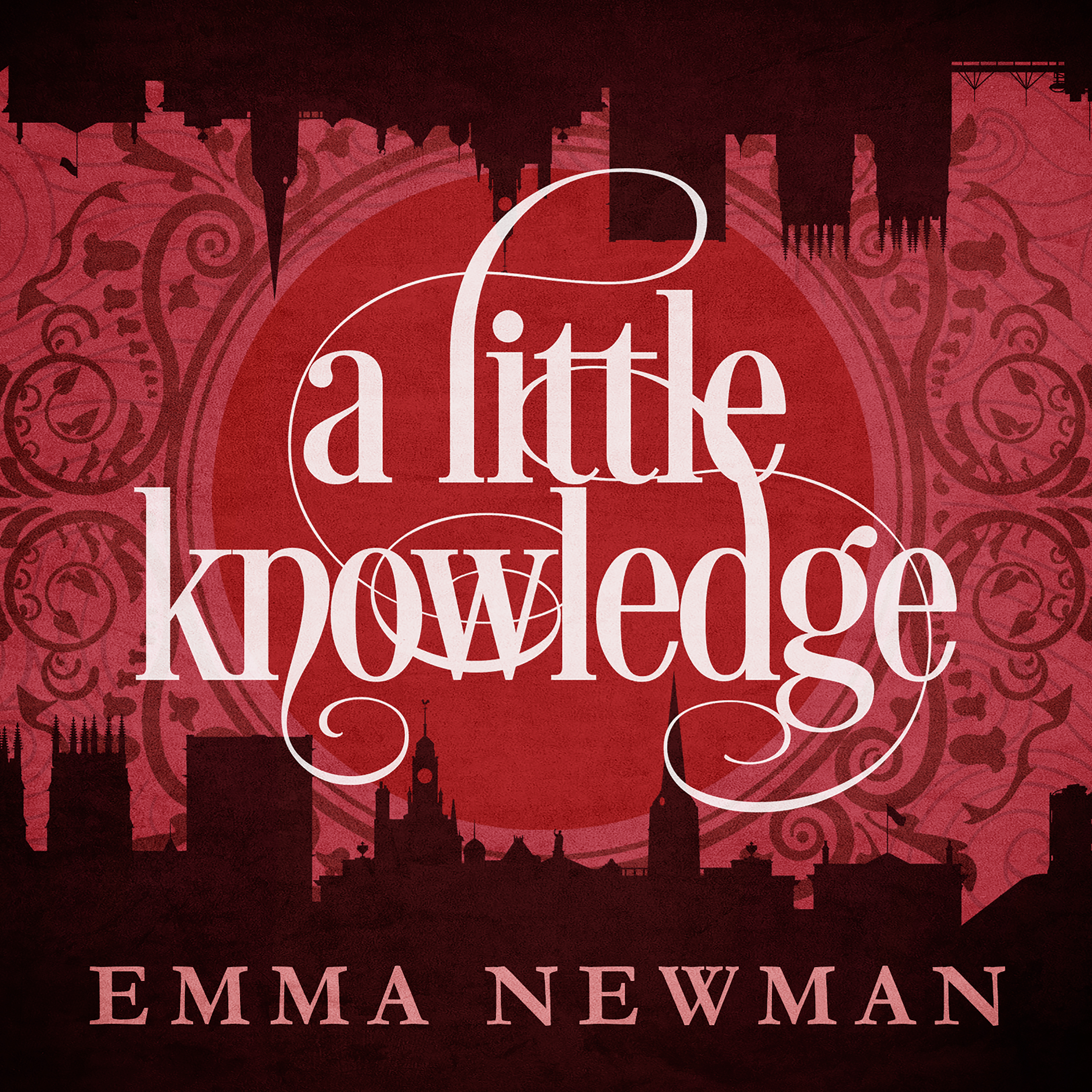 Printable A Little Knowledge Audiobook Cover Art
