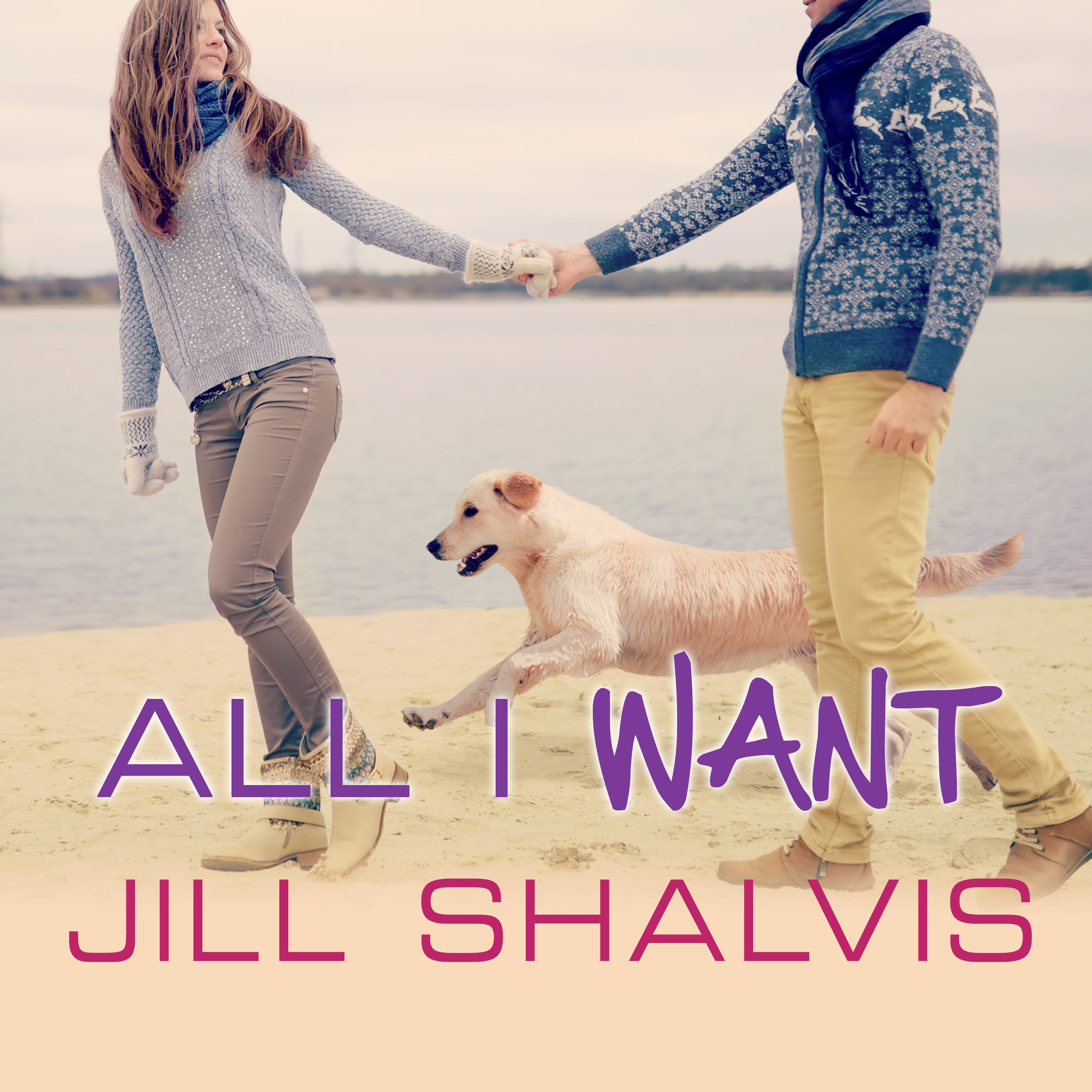 Printable All I Want Audiobook Cover Art