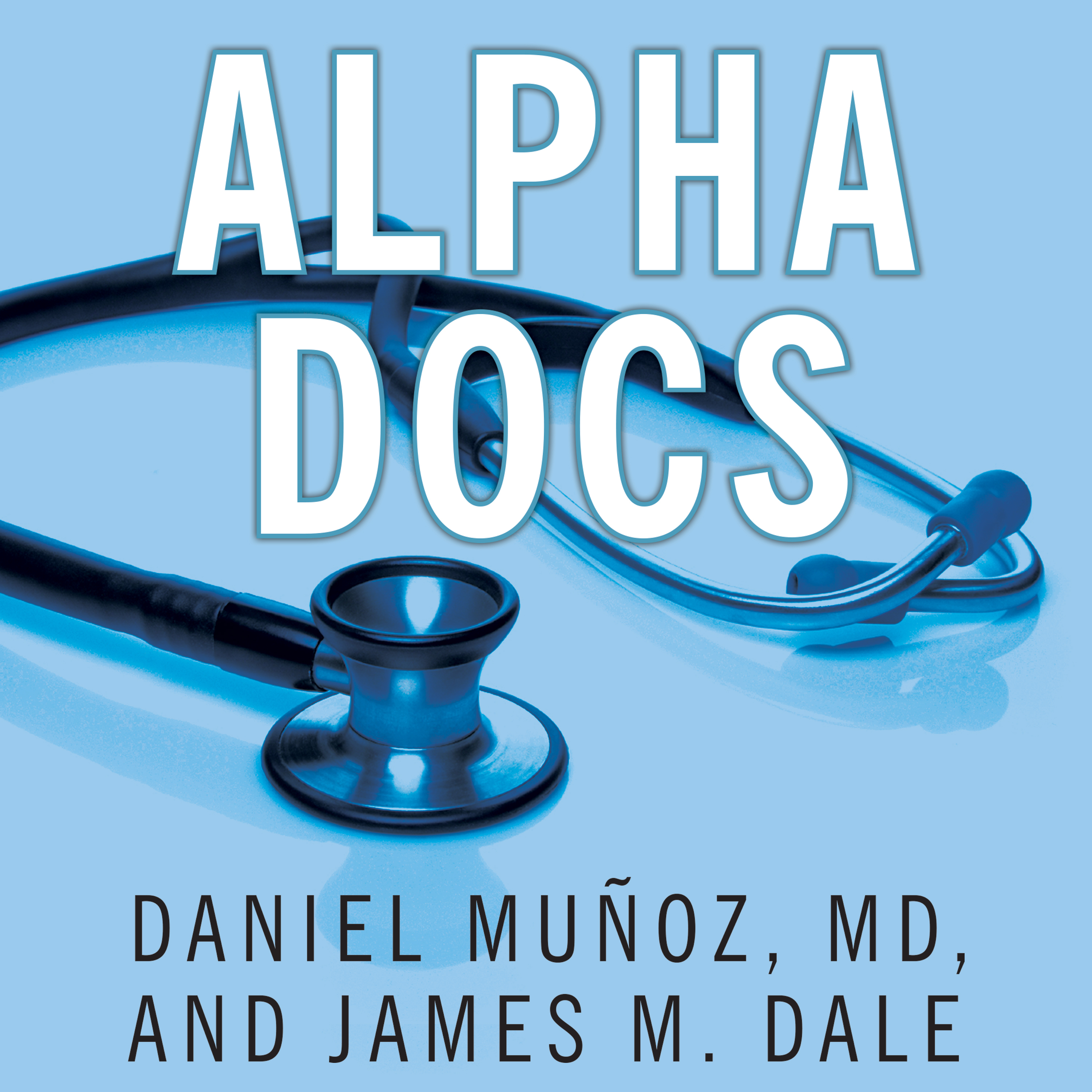 Printable Alpha Docs: The Making of a Cardiologist Audiobook Cover Art