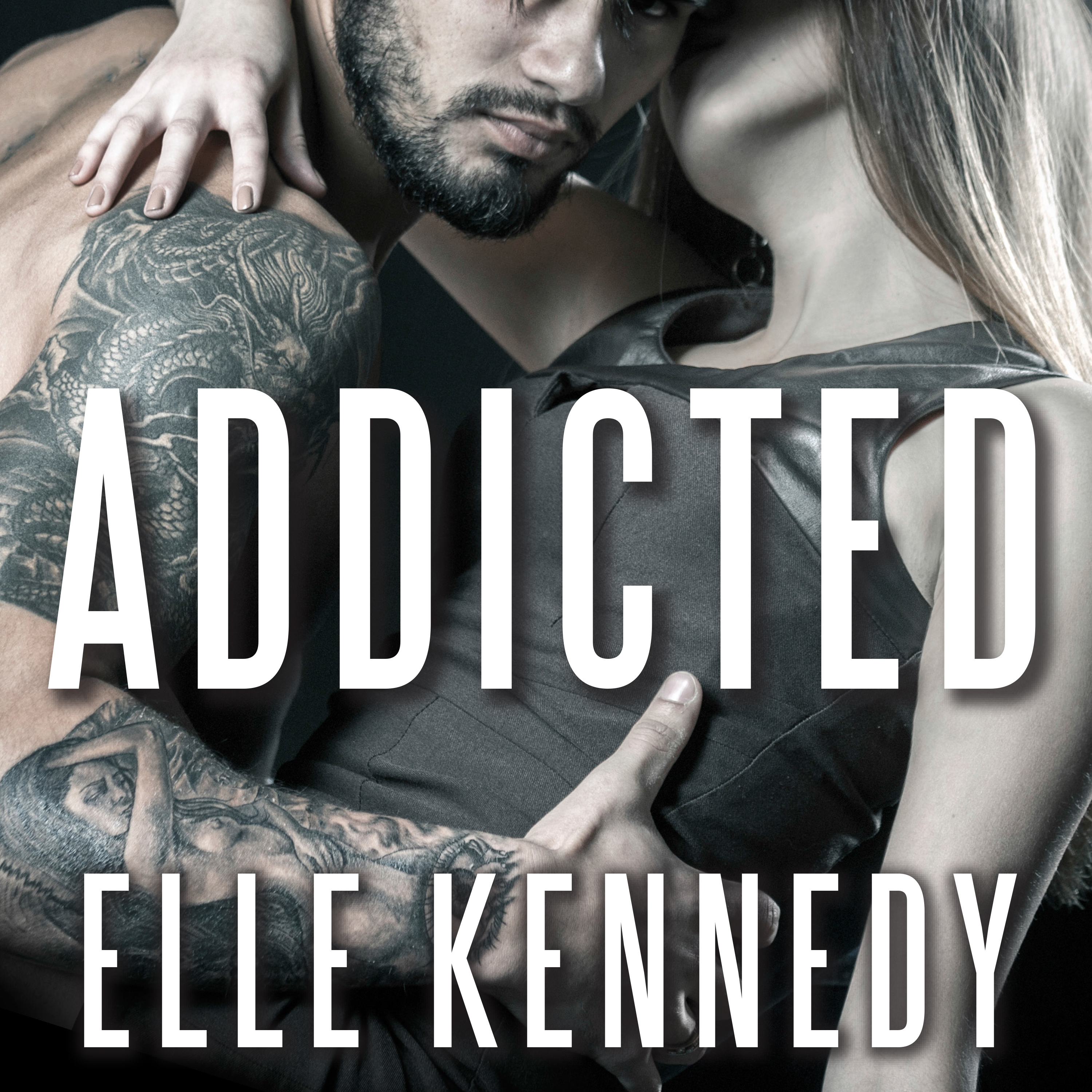 Printable Addicted Audiobook Cover Art