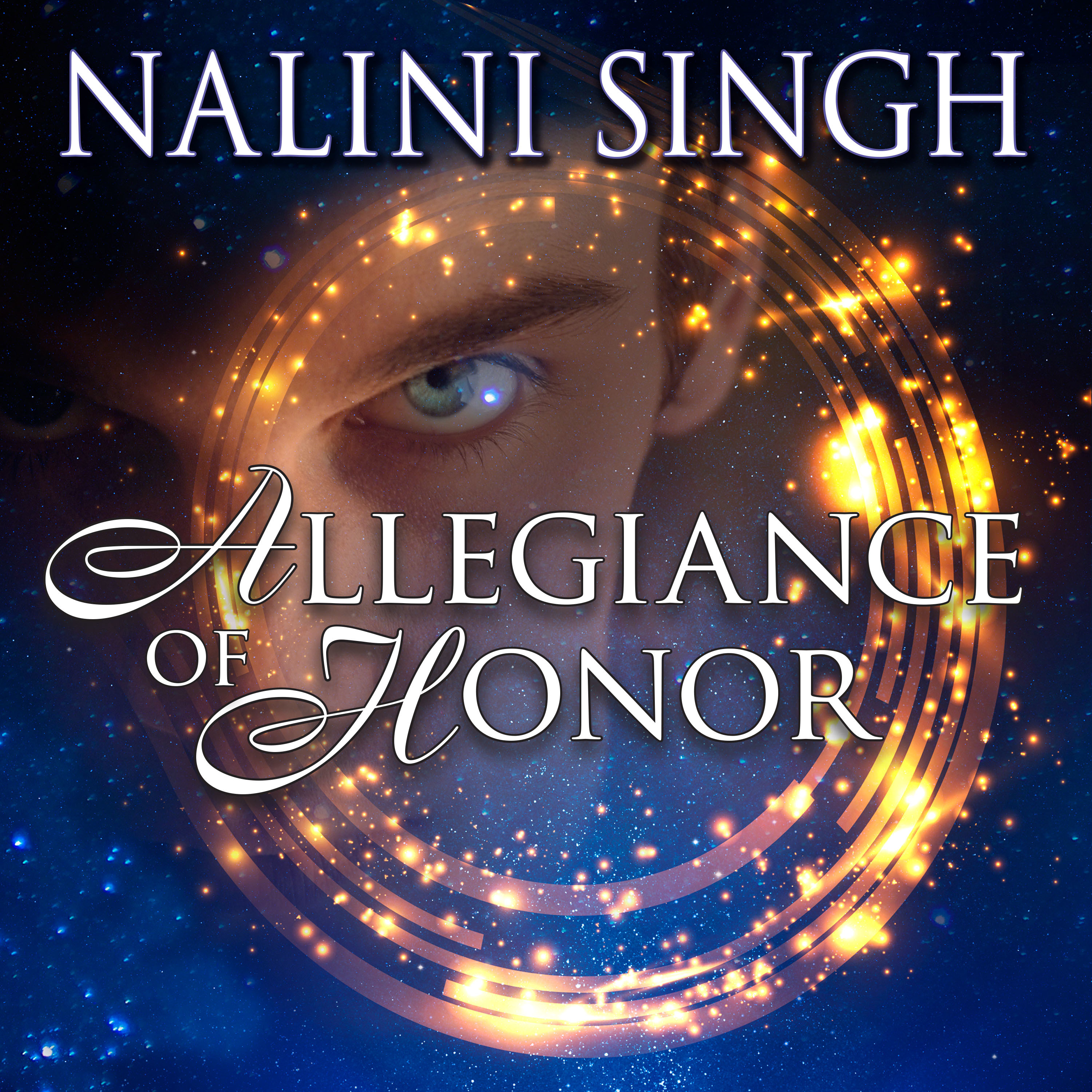 Printable Allegiance of Honor Audiobook Cover Art