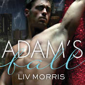 Adams Fall Audiobook, by Liv Morris