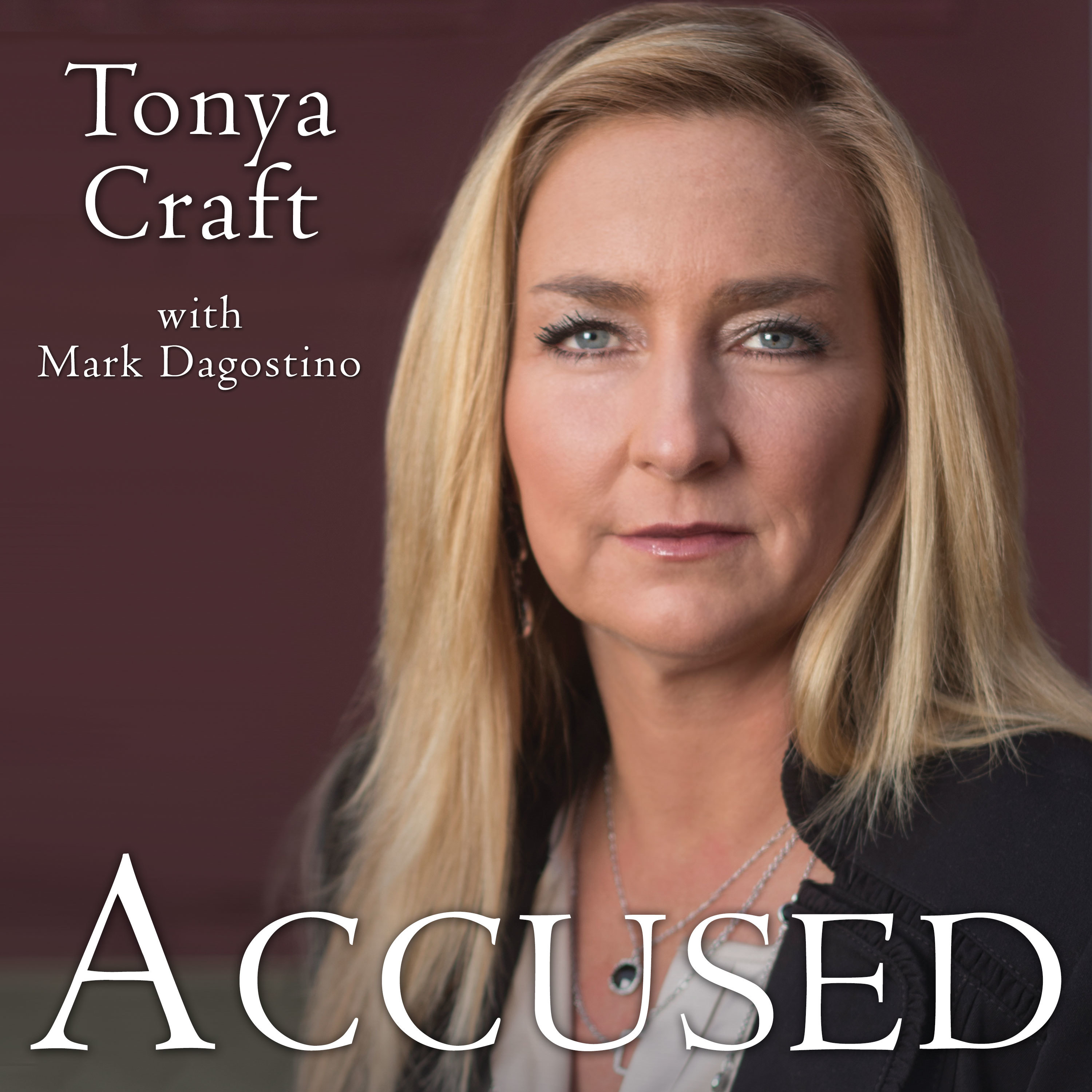 Printable Accused: My Fight for Truth, Justice and the Strength to Forgive Audiobook Cover Art
