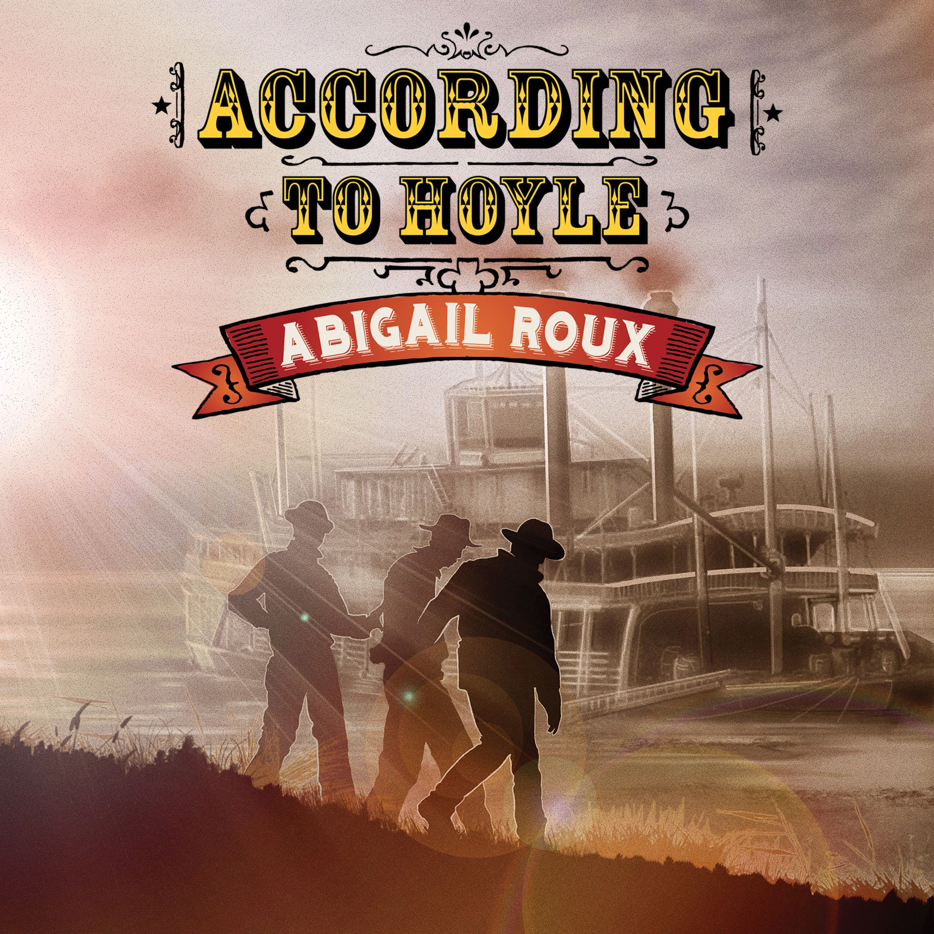 Printable According to Hoyle Audiobook Cover Art