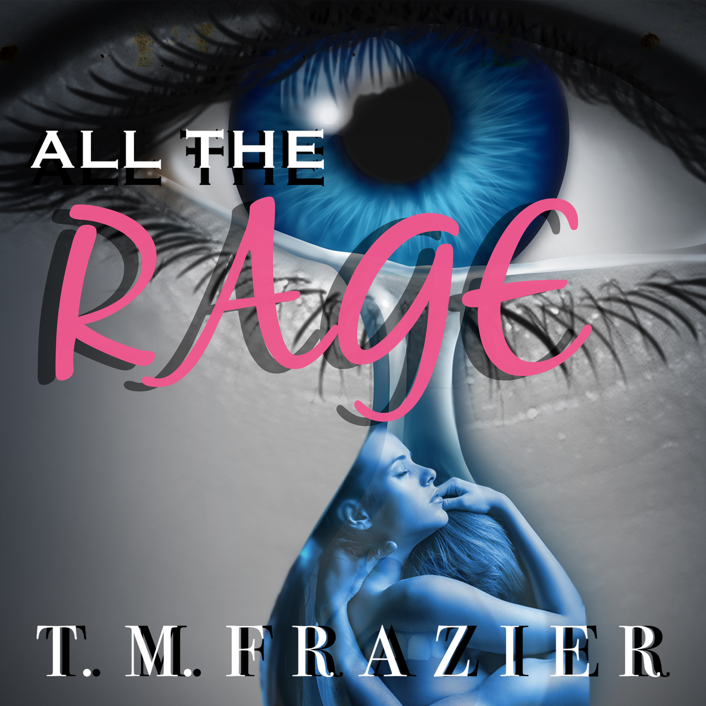 Printable All the Rage Audiobook Cover Art