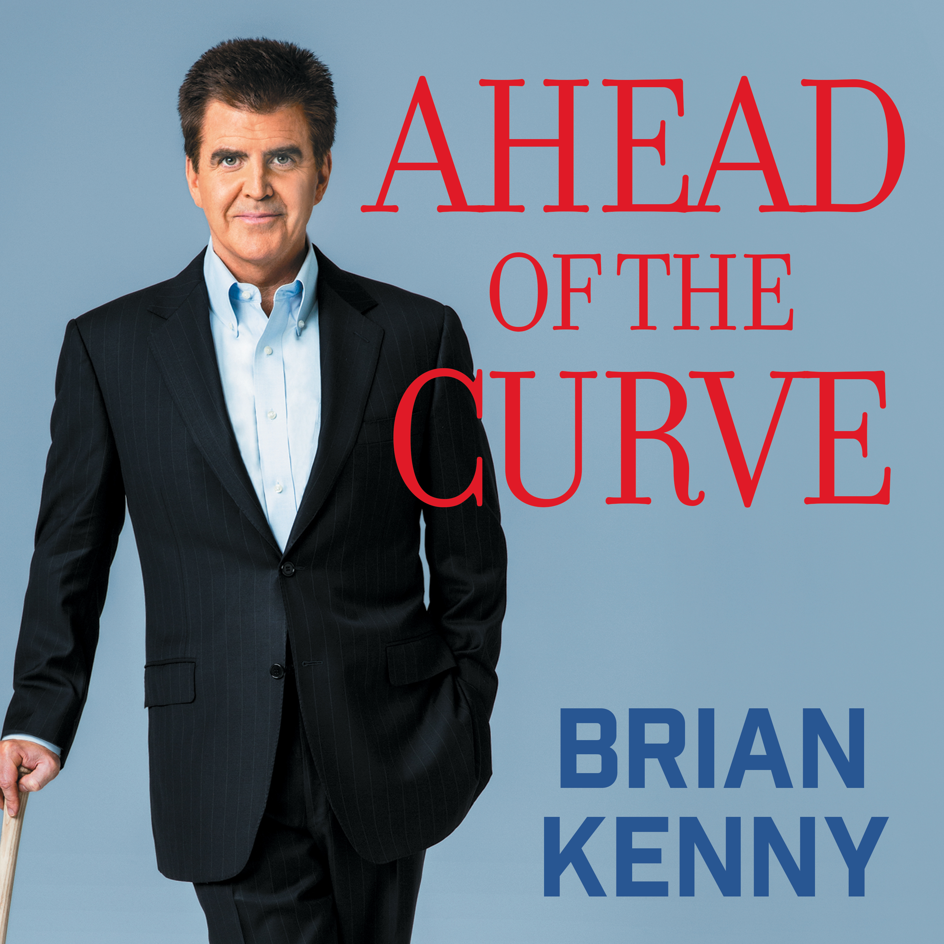 Printable Ahead of the Curve: Inside the Baseball Revolution Audiobook Cover Art