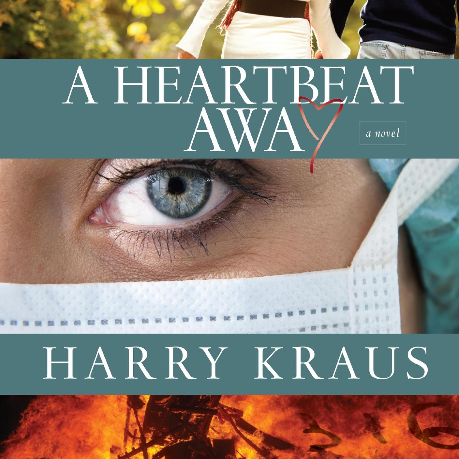 Printable A Heartbeat Away: A Novel Audiobook Cover Art