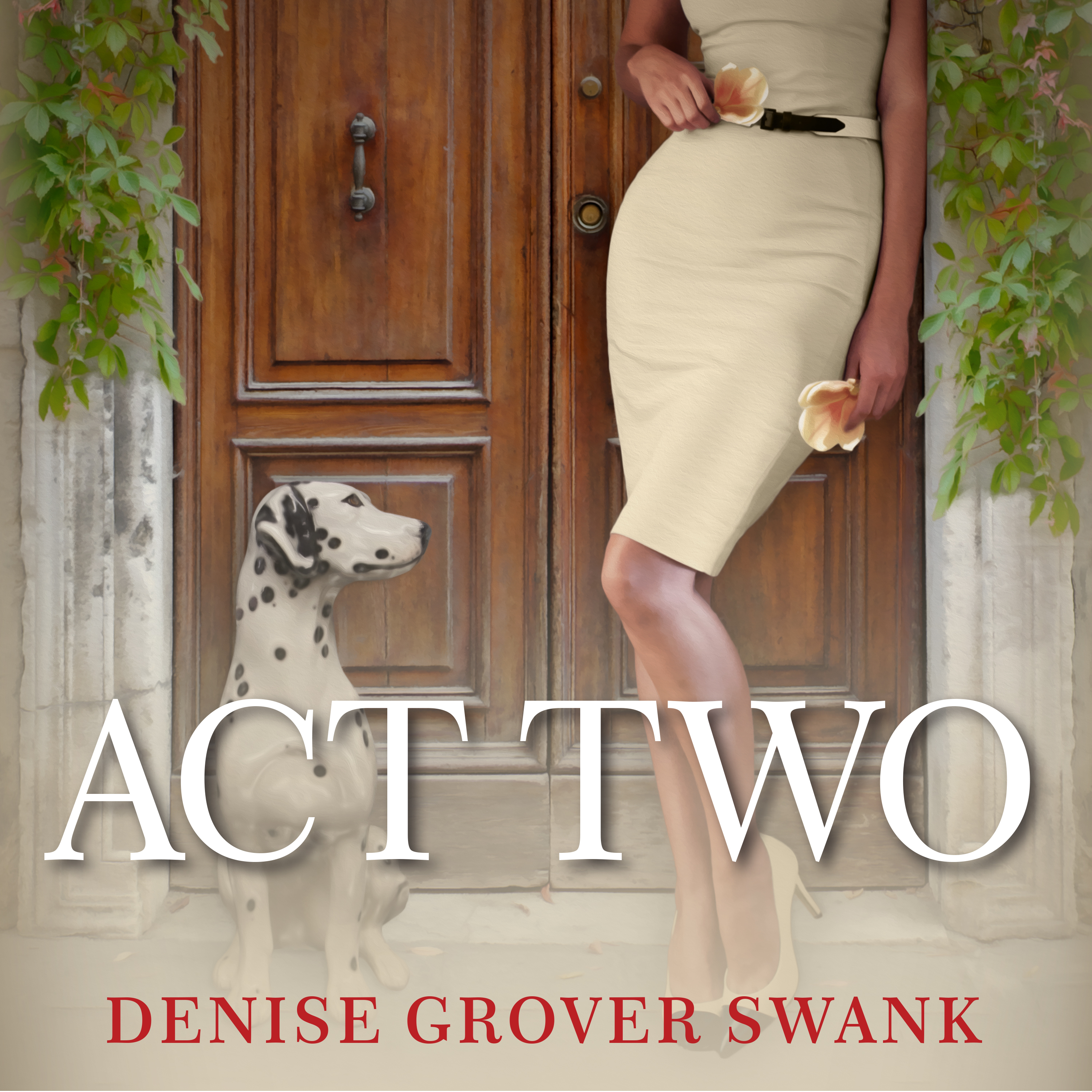 Printable Act Two Audiobook Cover Art