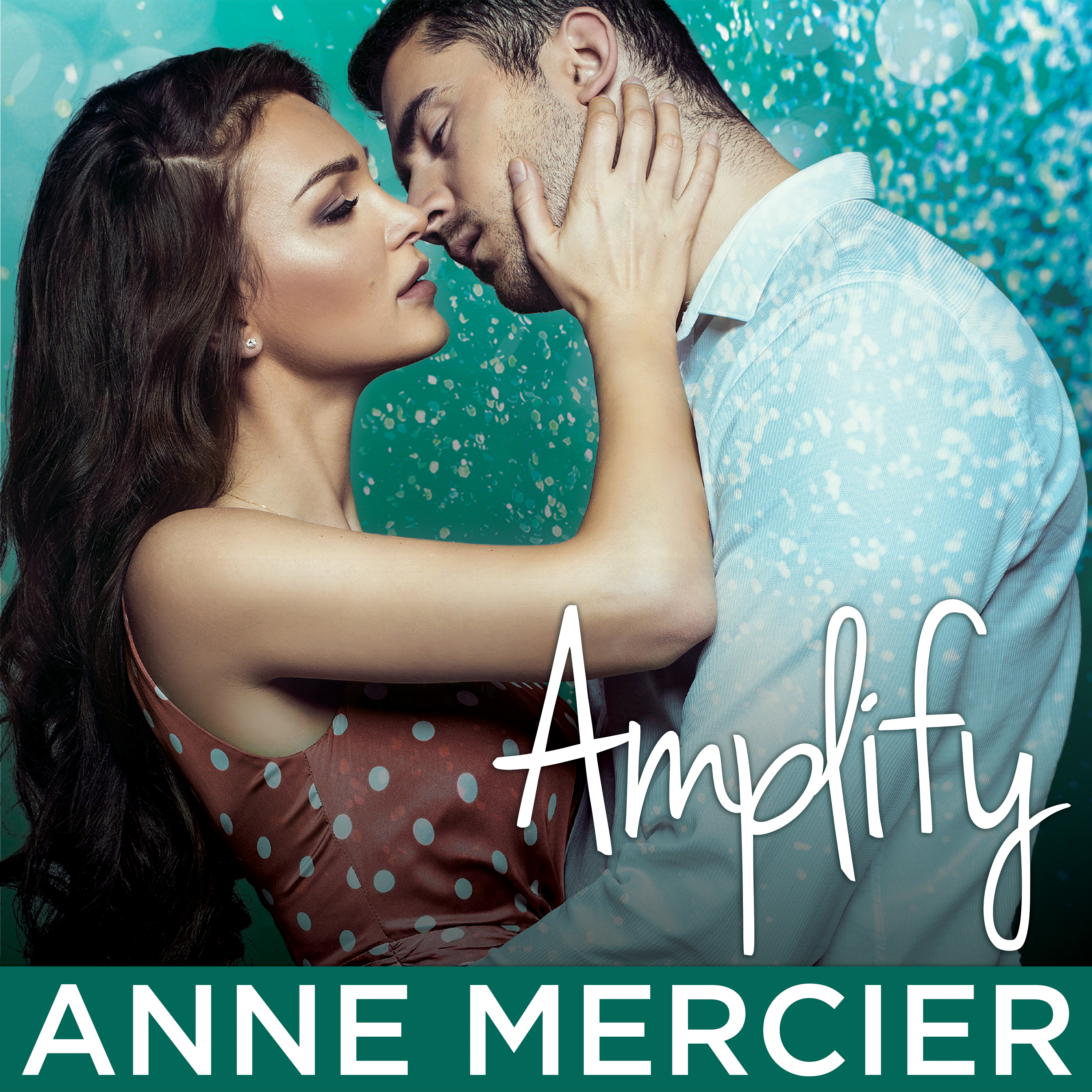 Printable Amplify Audiobook Cover Art