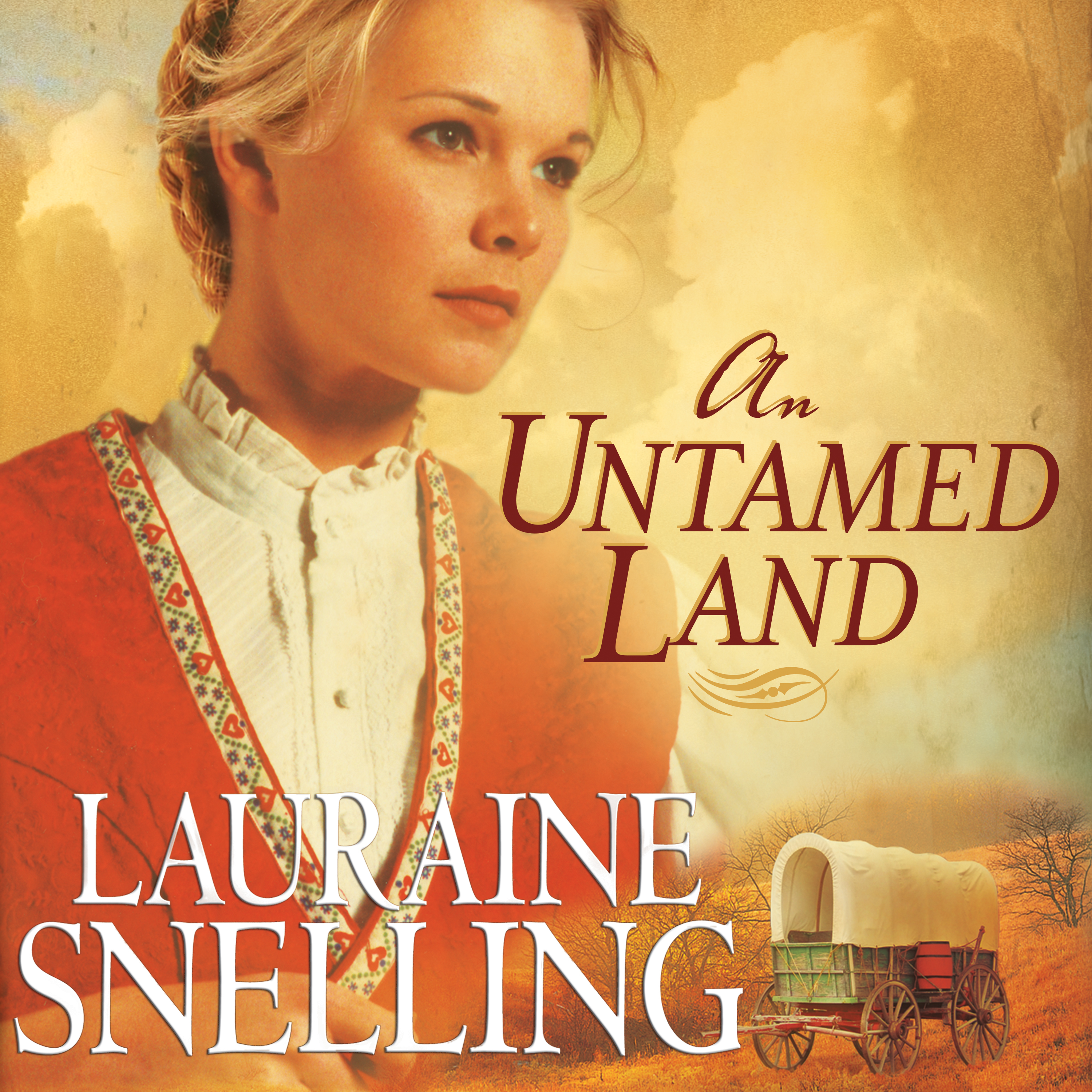 Printable An Untamed Land Audiobook Cover Art