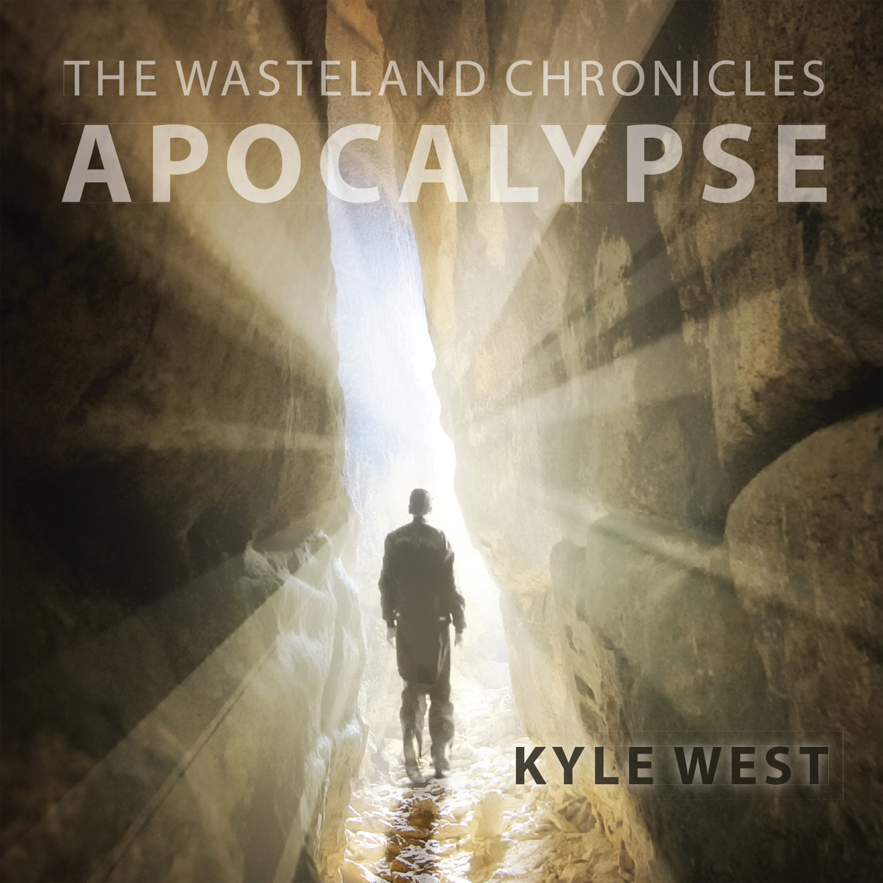 Printable Apocalypse Audiobook Cover Art