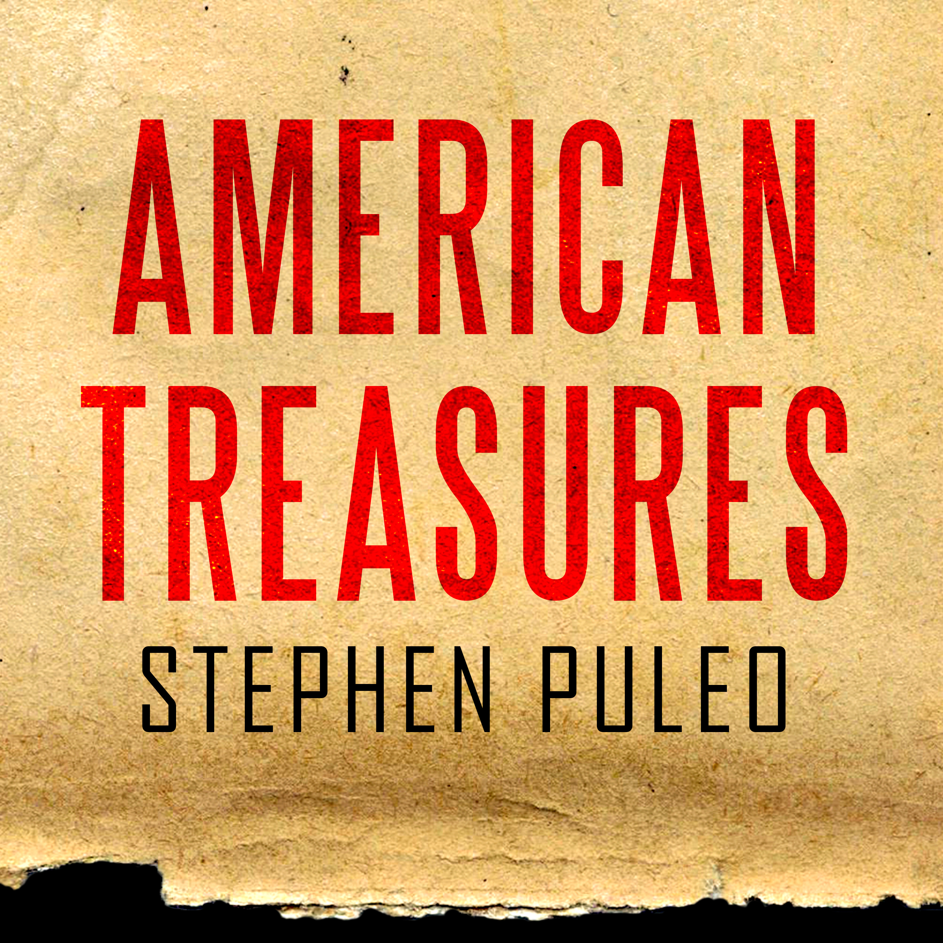 Printable American Treasures: The Secret Efforts to Save the Declaration of Independence, the Constitution and the Gettysburg Address Audiobook Cover Art