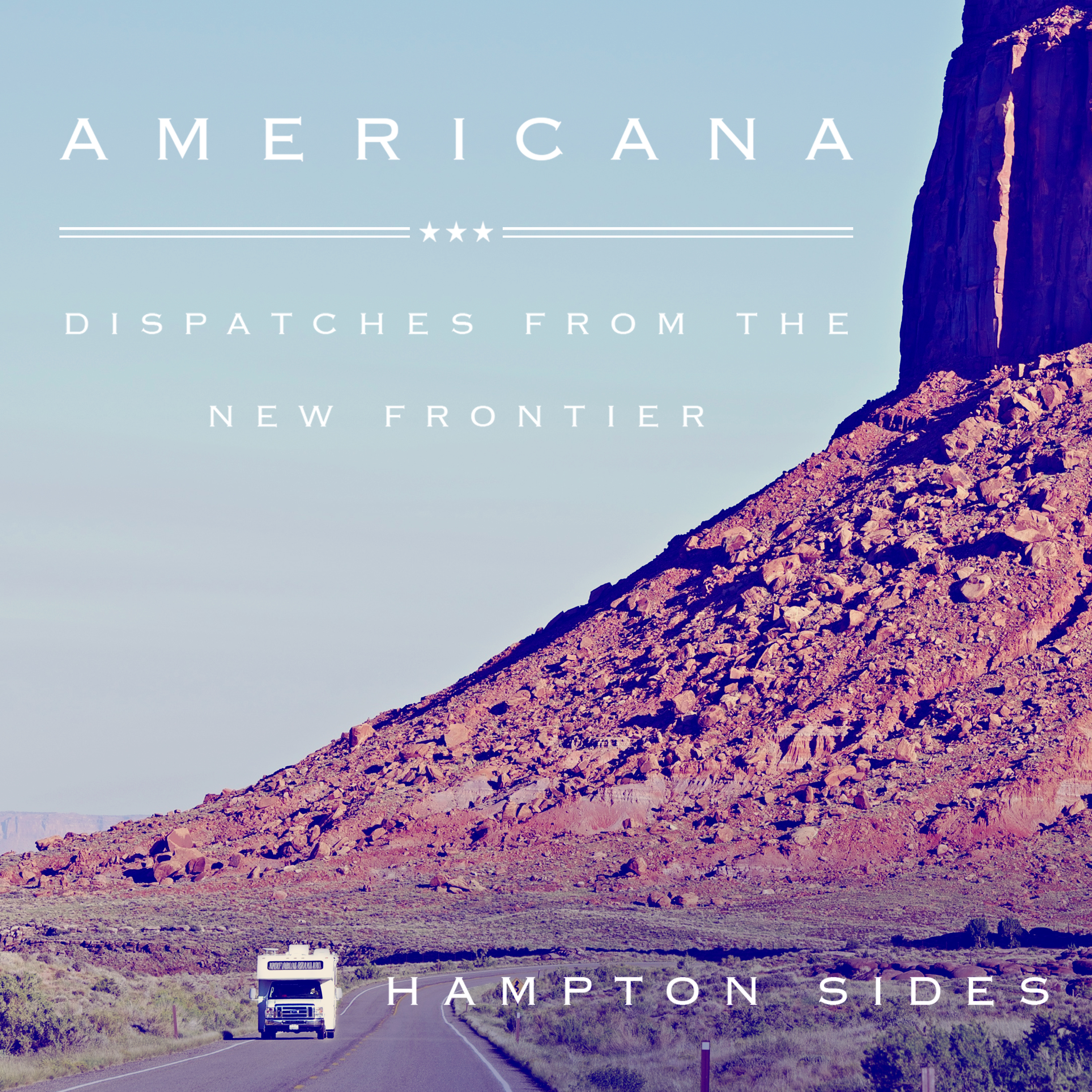 Printable Americana: Dispatches from the New Frontier Audiobook Cover Art