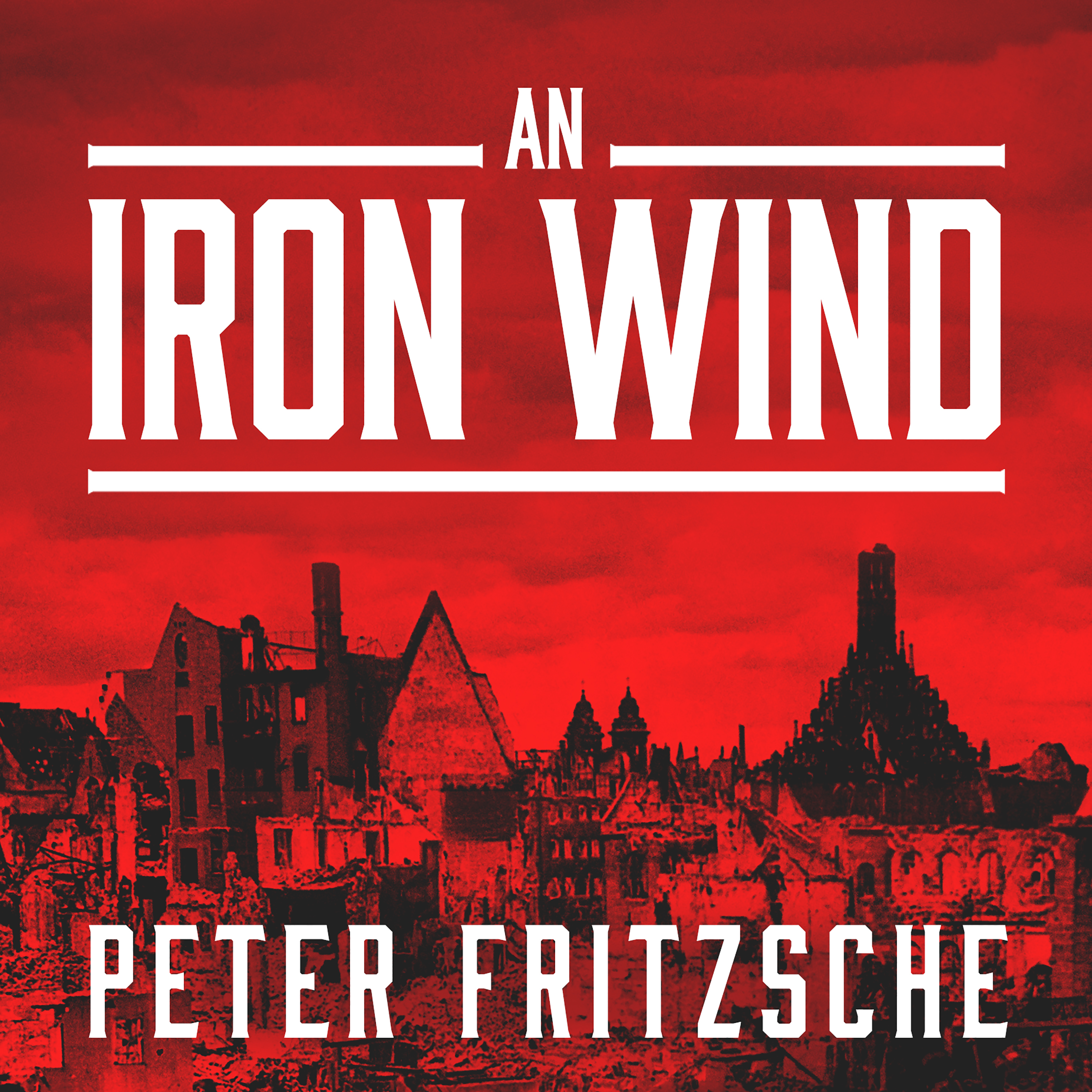 Printable An Iron Wind: Europe Under Hitler Audiobook Cover Art
