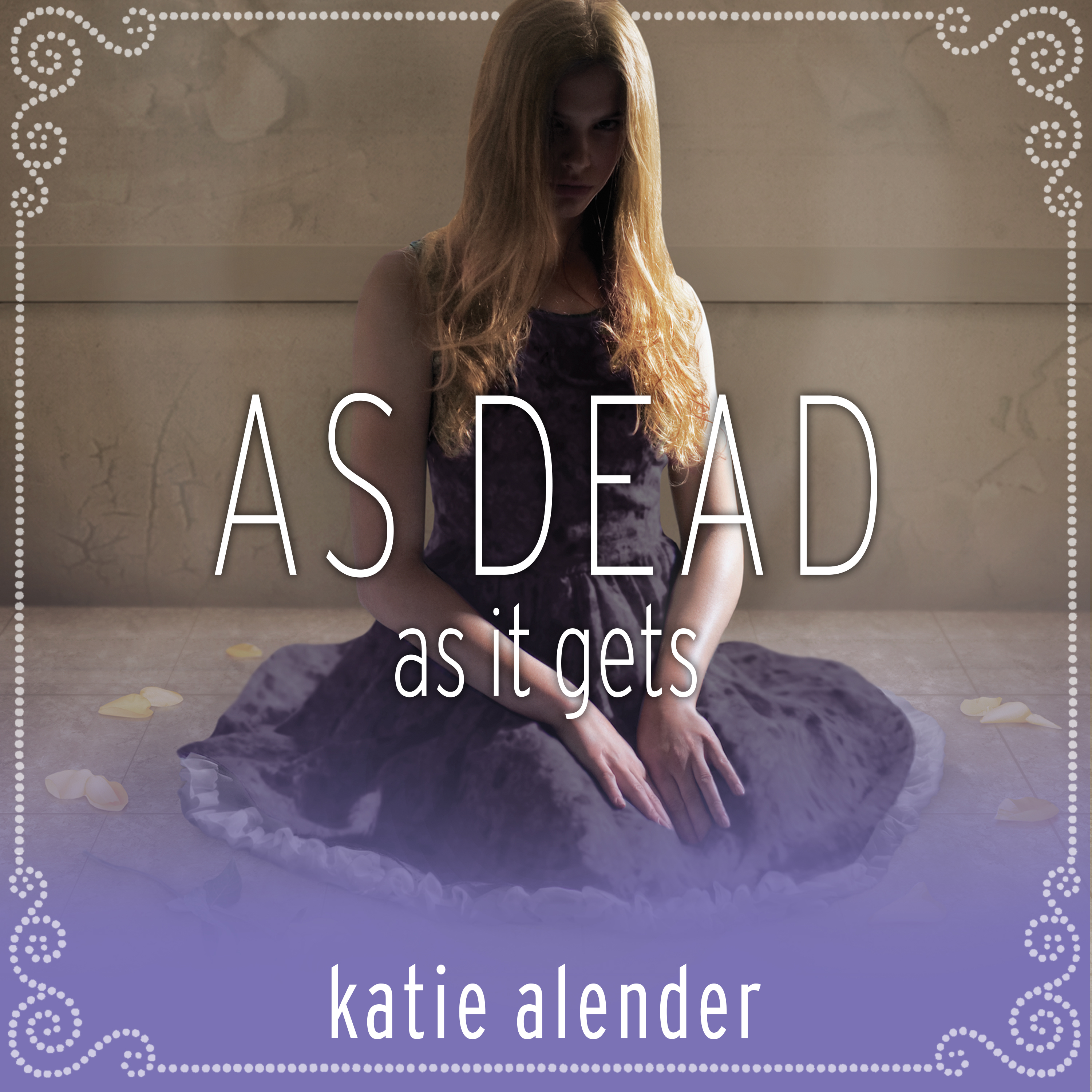 Printable As Dead as it Gets Audiobook Cover Art