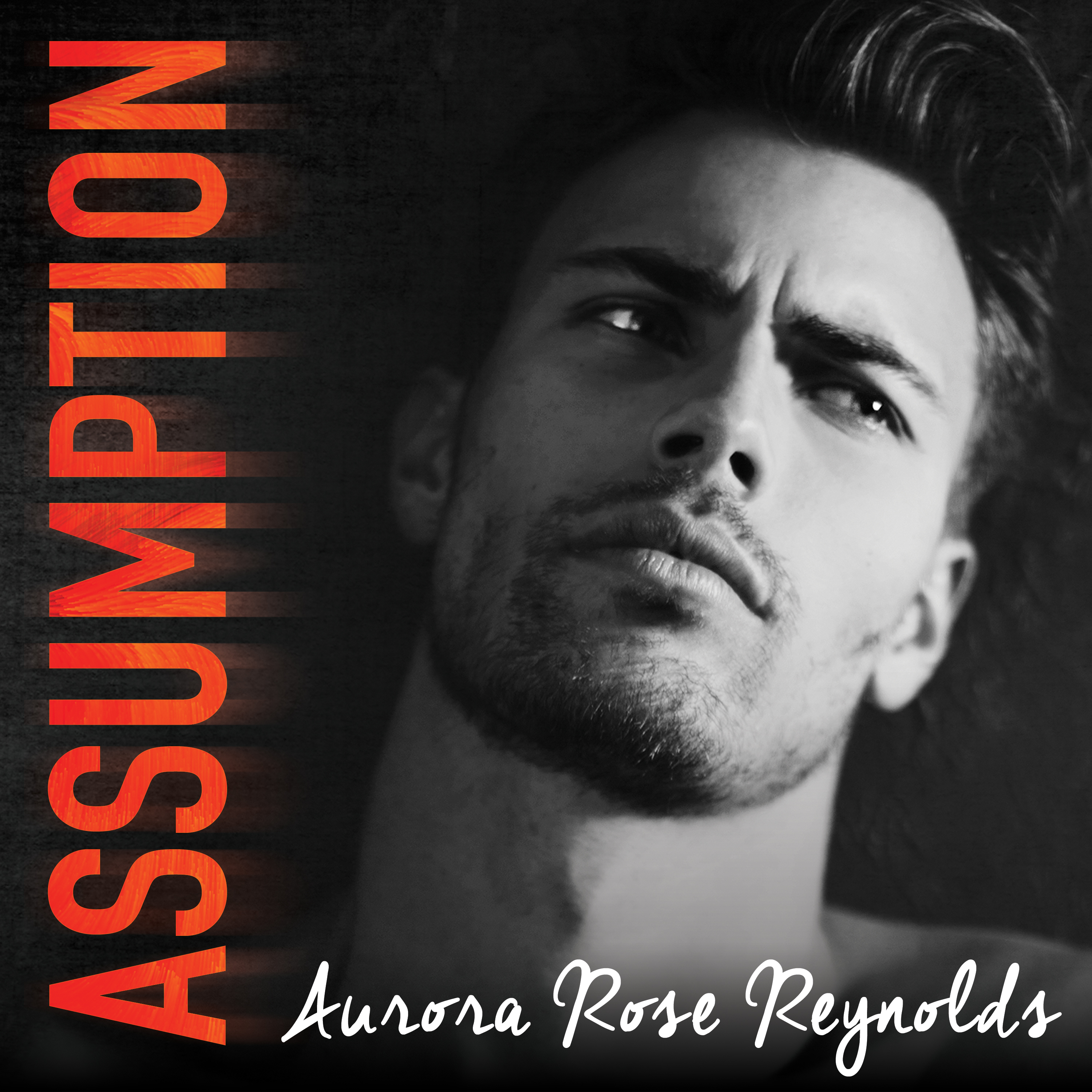 Printable Assumption Audiobook Cover Art