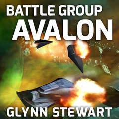 Battle Group Avalon Audiobook, by Glynn Stewart