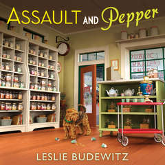 Assault and Pepper Audiobook, by Leslie Budewitz