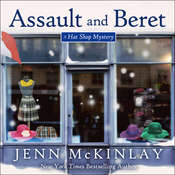 Assault and Beret Audiobook, by Jenn McKinlay