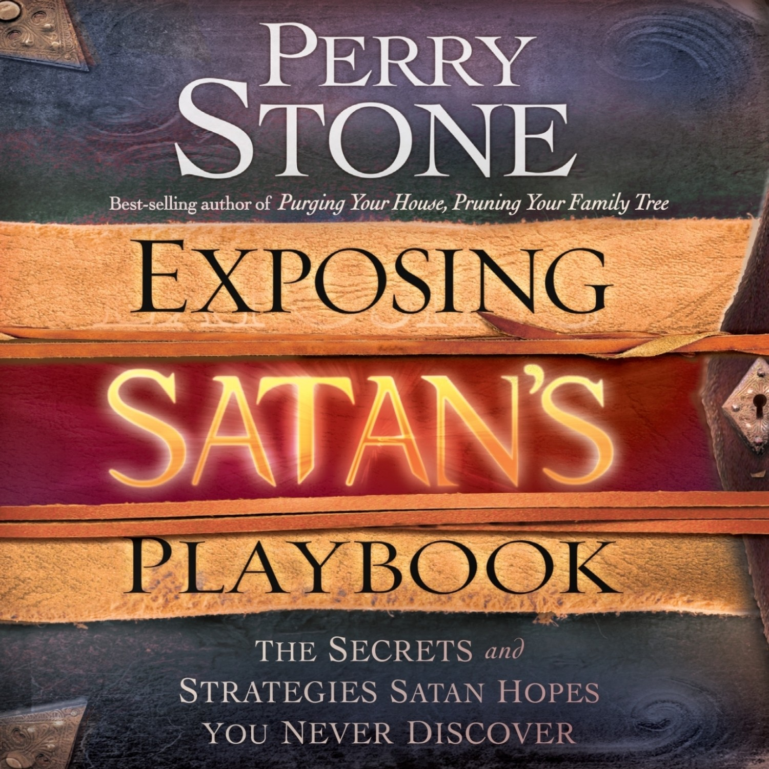 Printable Exposing Satan's Playbook: The Secrets and Strategies Satan Hopes You Never Discover Audiobook Cover Art