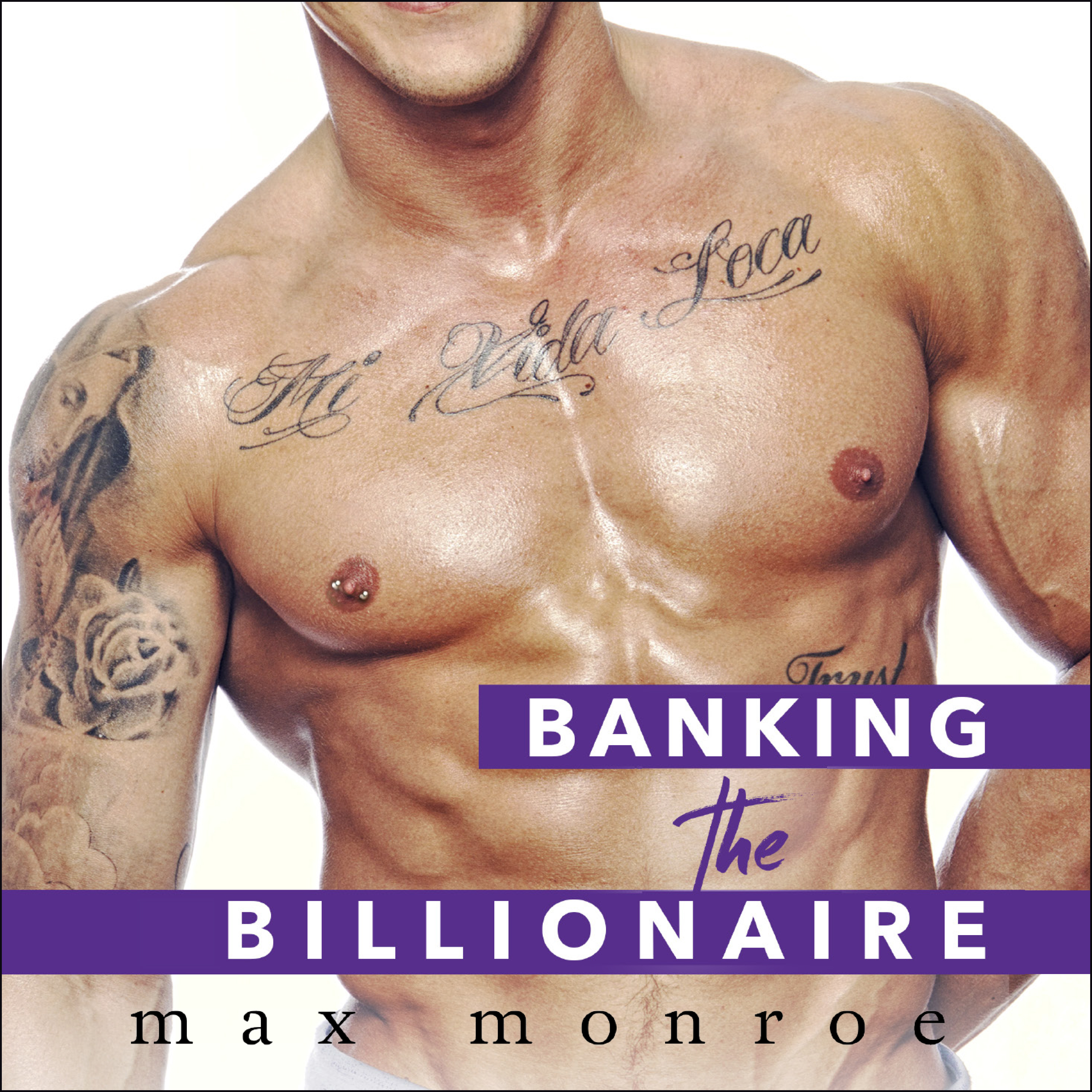 Printable Banking the Billionaire  Audiobook Cover Art