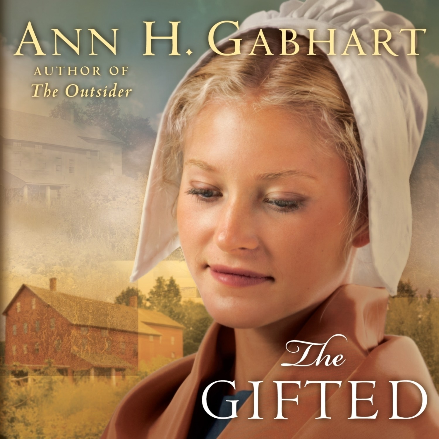 Printable The Gifted: A Novel Audiobook Cover Art