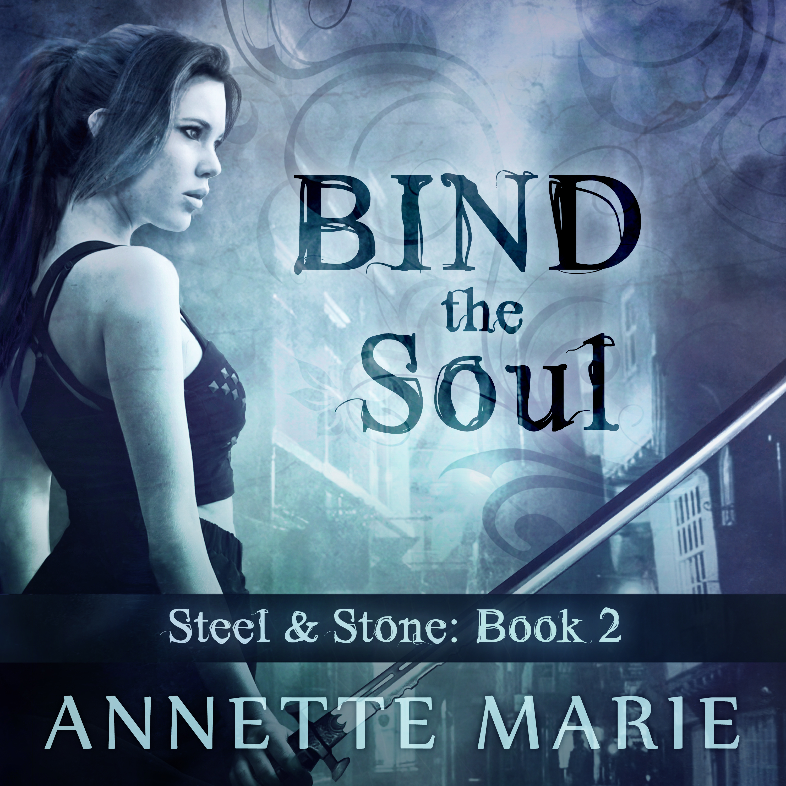 Printable Bind the Soul Audiobook Cover Art