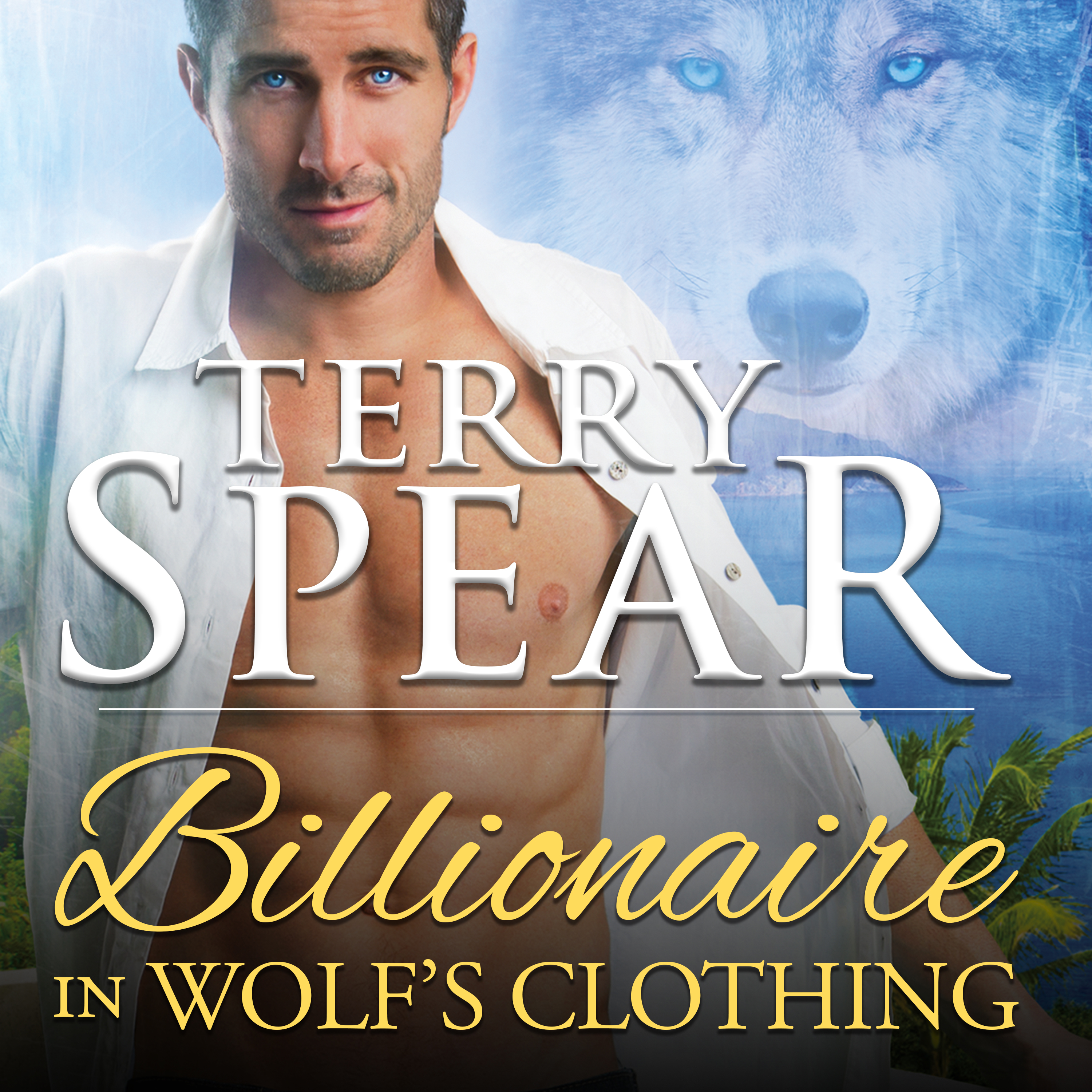 Printable Billionaire in Wolf's Clothing Audiobook Cover Art