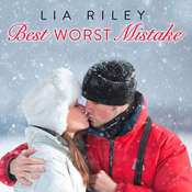 Best Worst Mistake Audiobook, by Lia Riley