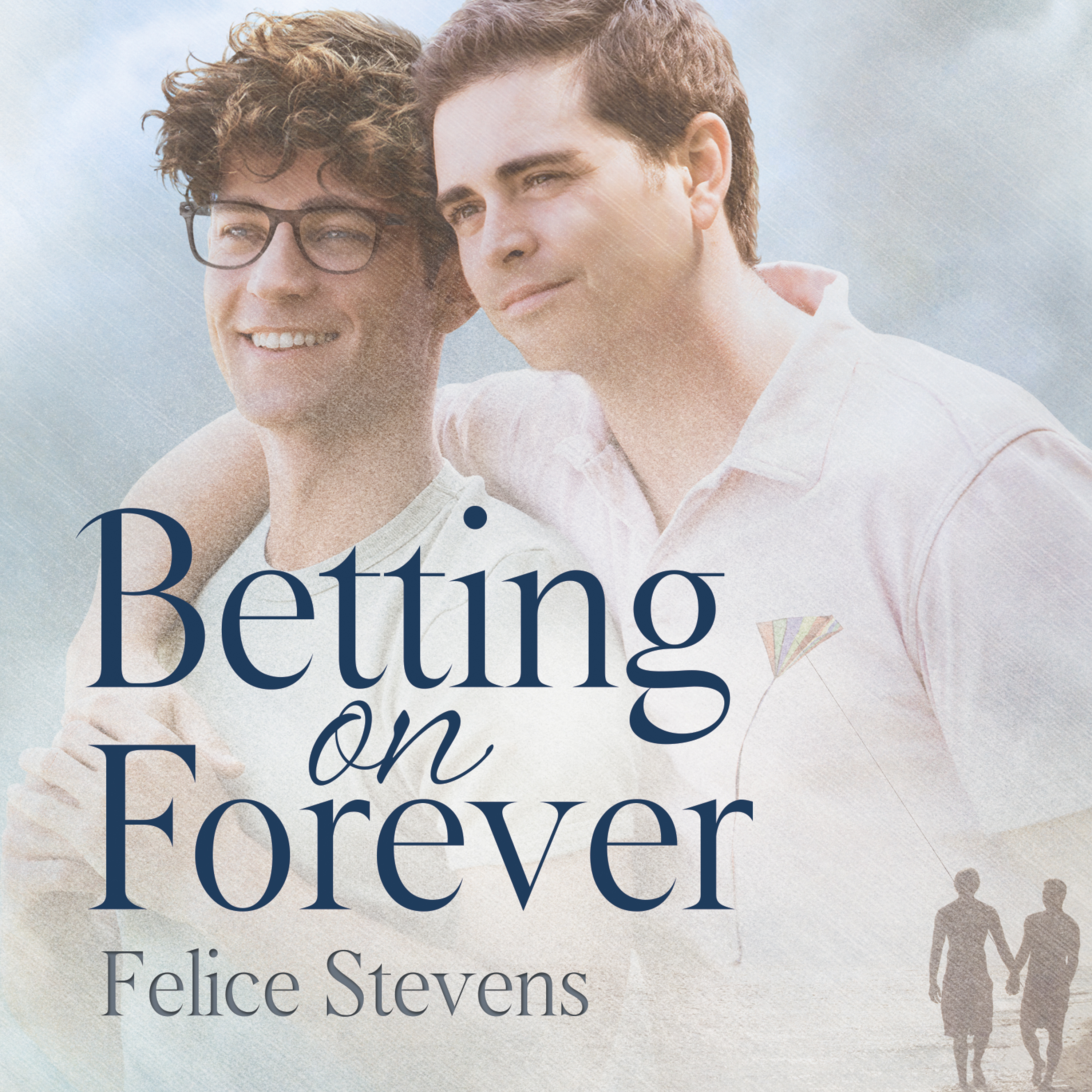 Printable Betting on Forever Audiobook Cover Art