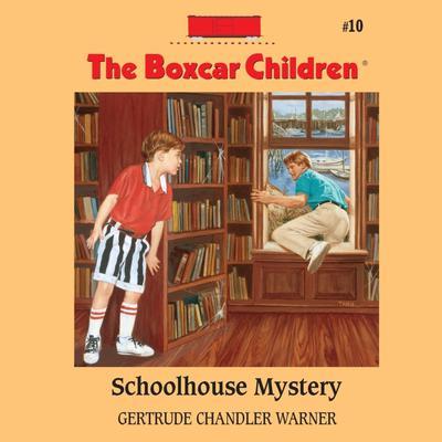 Schoolhouse Mystery Audiobook, by Gertrude Chandler Warner