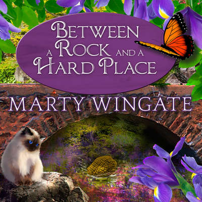 Between a Rock and a Hard Place Audiobook, by Marty Wingate