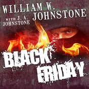Black Friday Audiobook, by William W. Johnstone, J. A. Johnstone