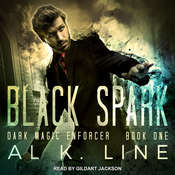 Black Spark Audiobook, by Al K. Line